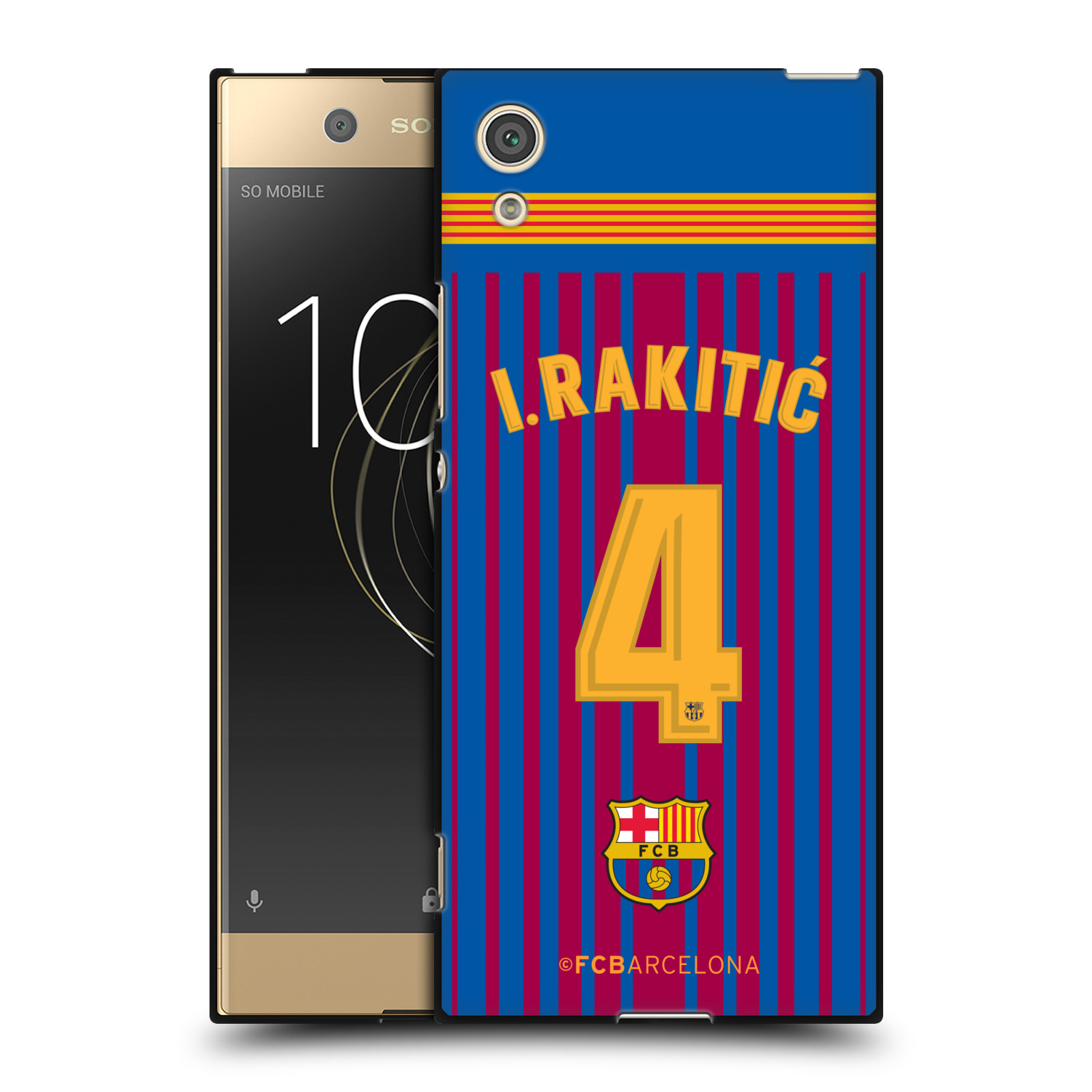 OFFICIAL-FC-BARCELONA-2017-18-PLAYERS-HOME-KIT-1-BLACK-GEL-CASE-FOR-SONY-PHONES
