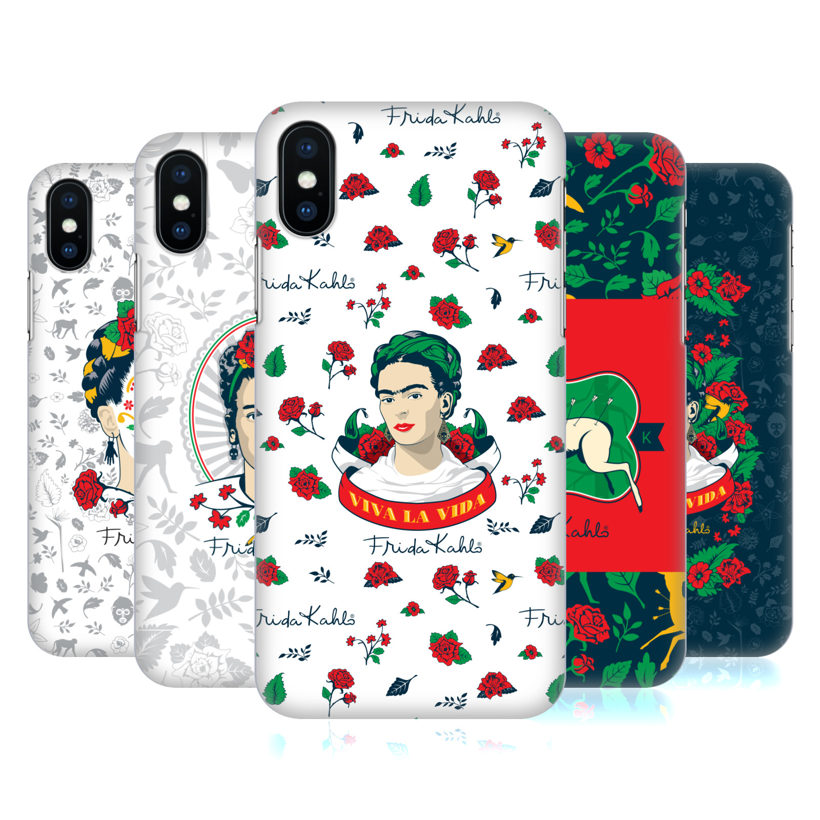 Frida Kahlo Icons