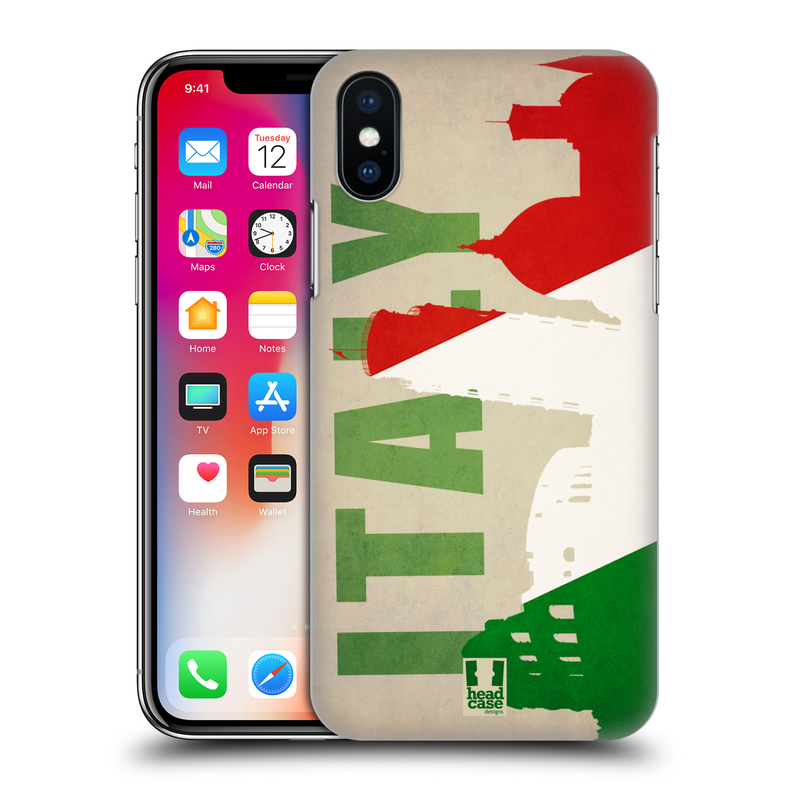 HEAD-CASE-DESIGNS-BANDIERE-E-MONUMENTI-COVER-RETRO-PER-APPLE-iPHONE-TELEFONI