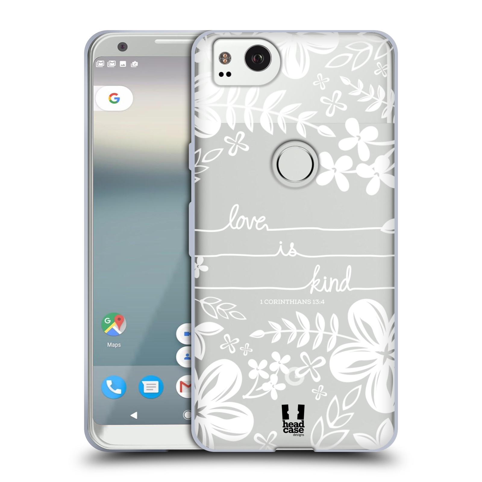 CASE-DESIGNS-Floral-HEAD-VERSETTI-2-Soft-Gel-Custodia-per-AMAZON-ASUS-ONEPLUS