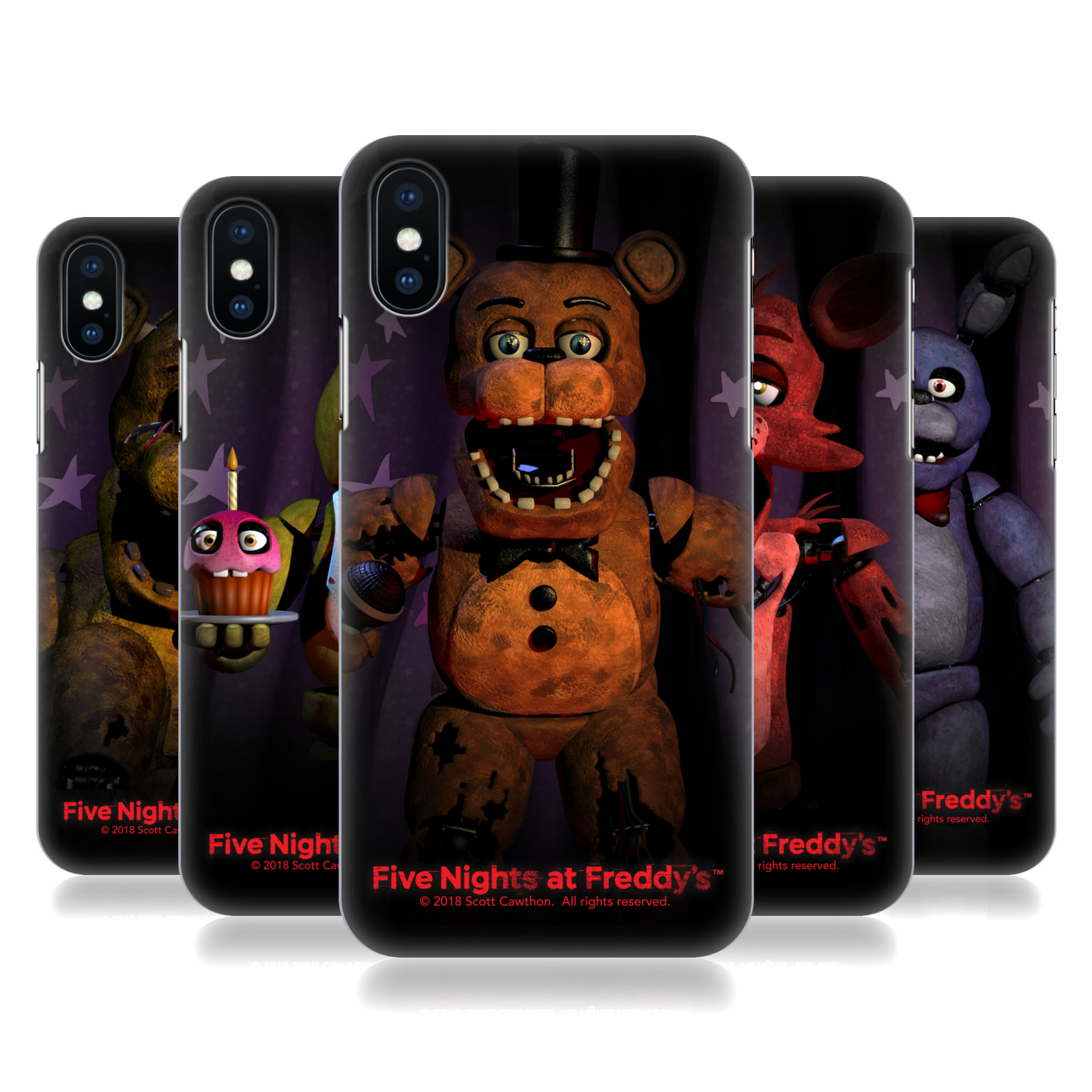 Five Nights At Freddy's Game 1