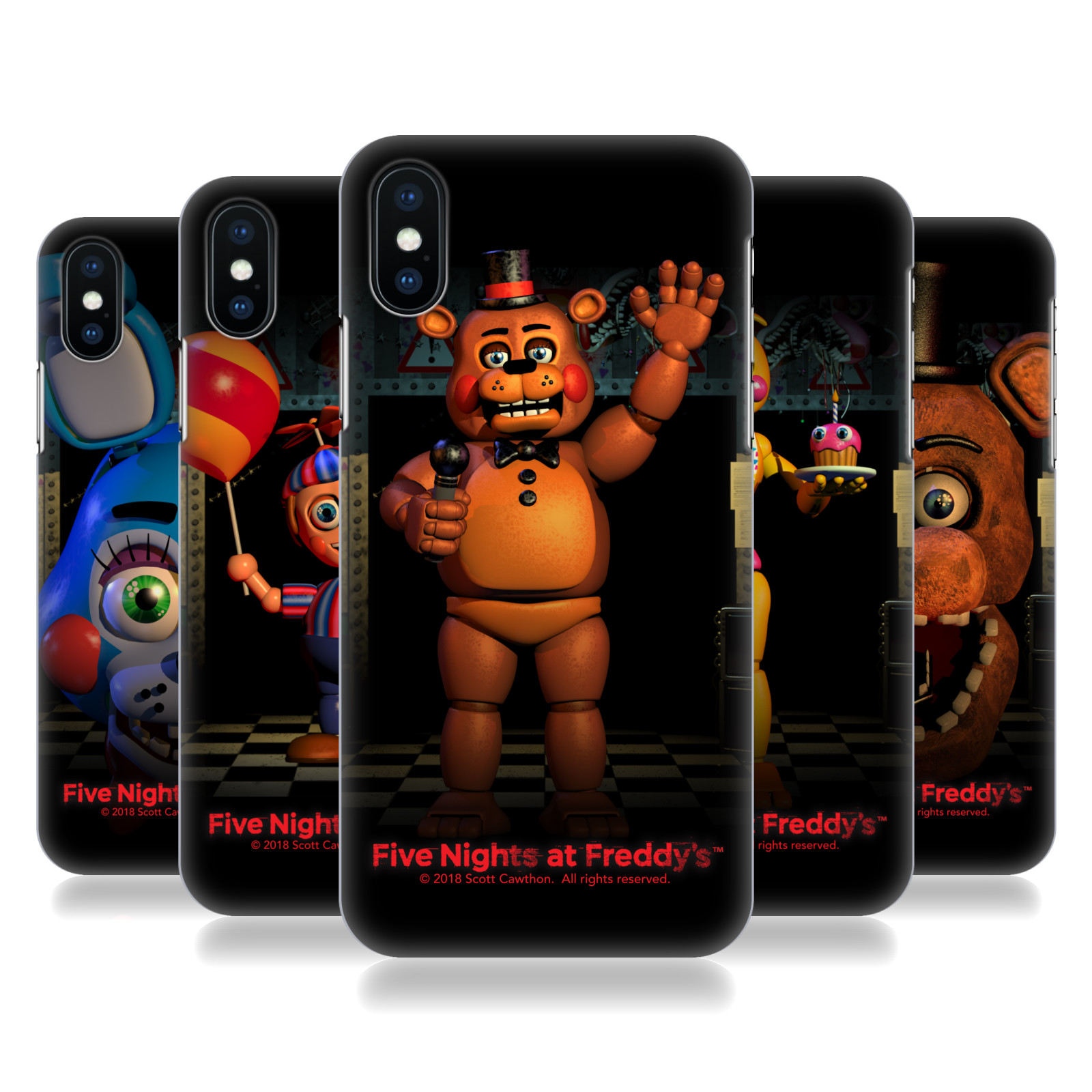 Five Nights At Freddy's Game 2