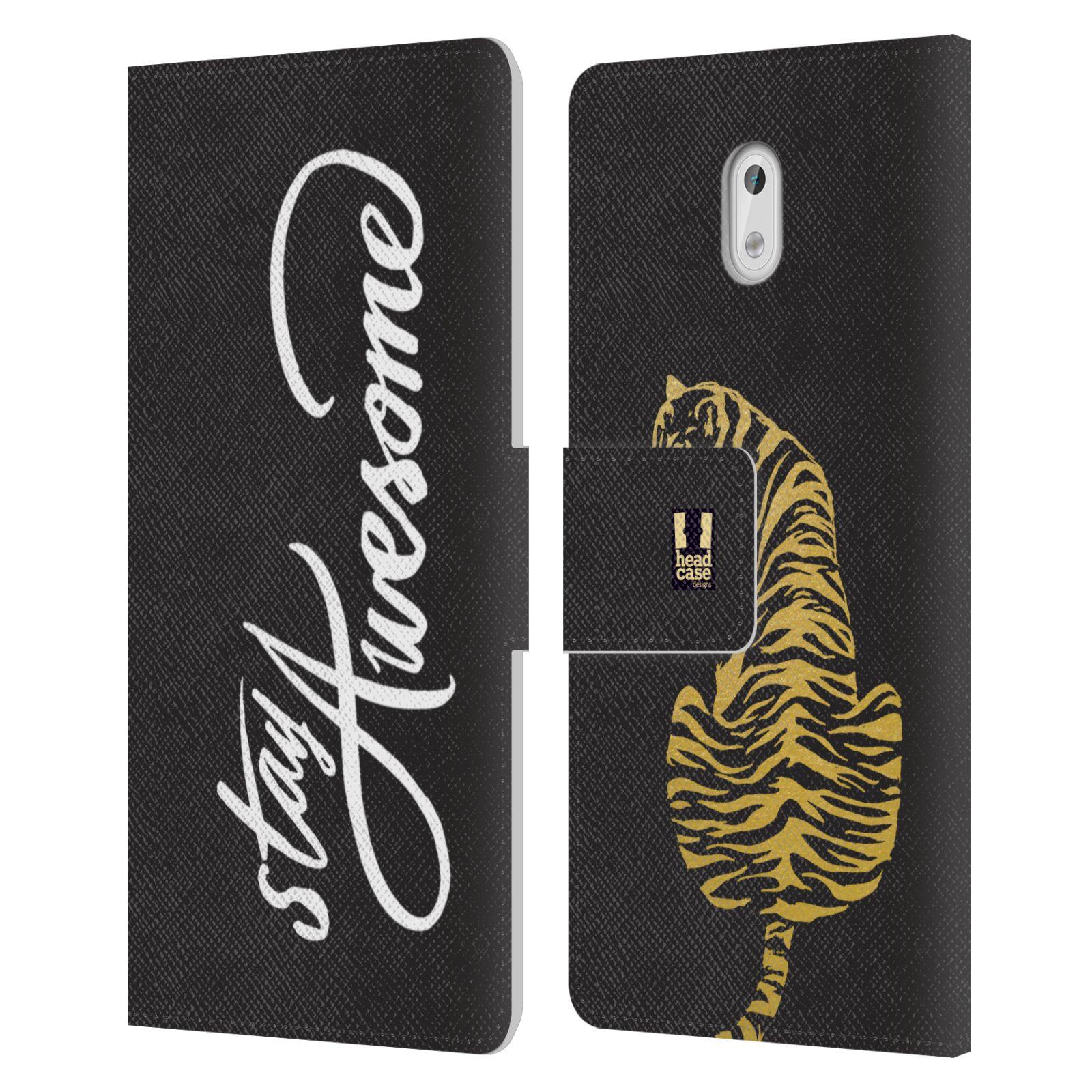 head case designs golden brieftasche handyh lle aus leder. Black Bedroom Furniture Sets. Home Design Ideas