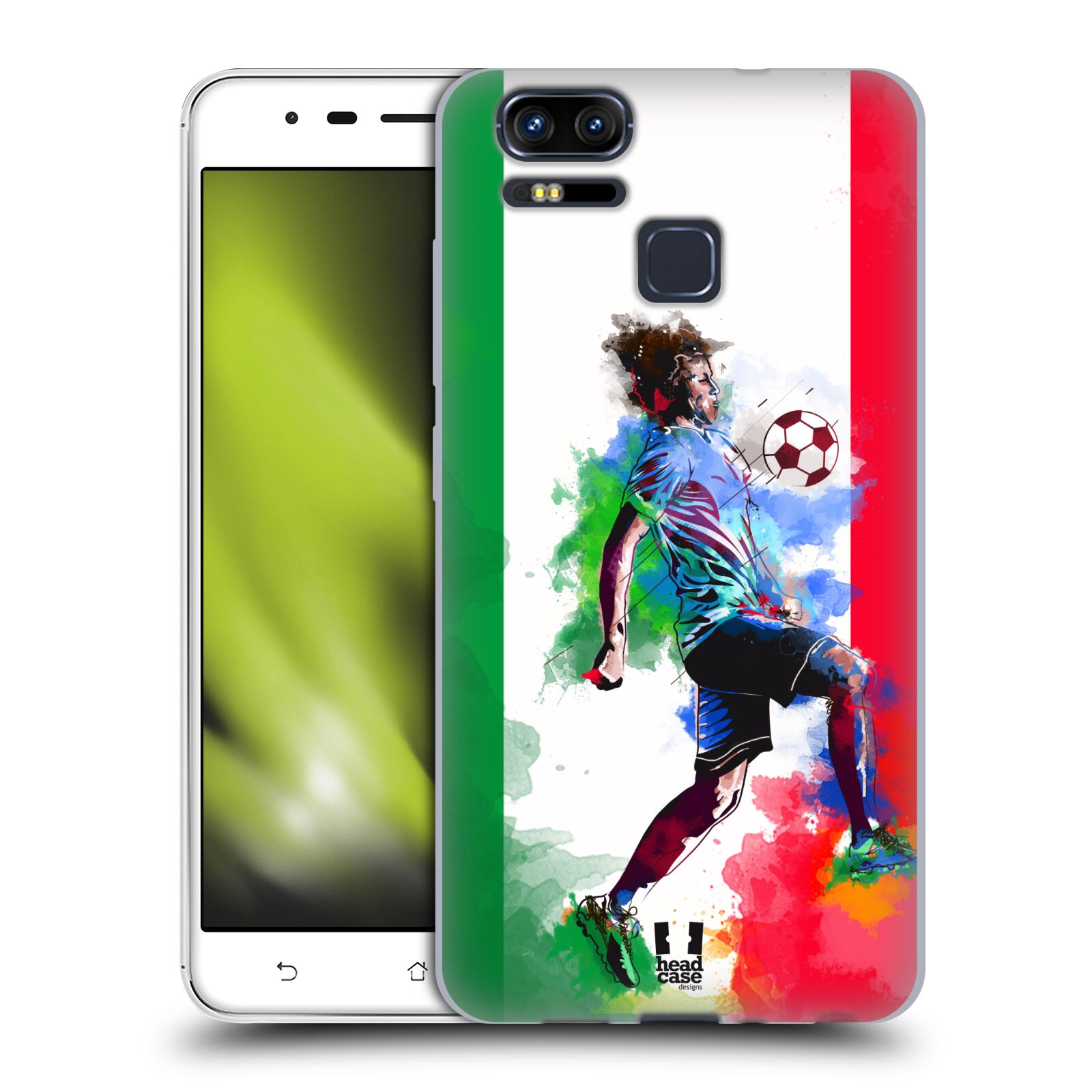 HEAD-CASE-DESIGNS-FOOTBALL-SPLASH-SOFT-GEL-CASE-FOR-ASUS-ZENFONE-3-ZOOM-ZE553KL