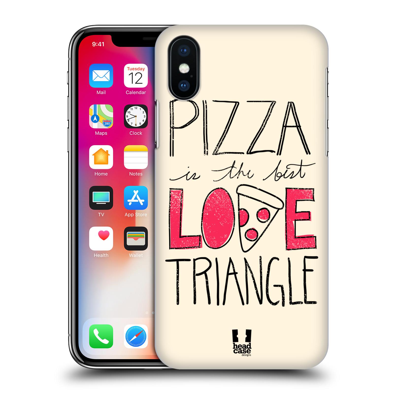 HEAD-CASE-Forever-pizza-de-coque-arriere-dur-pour-APPLE-iPHONE-Telephones
