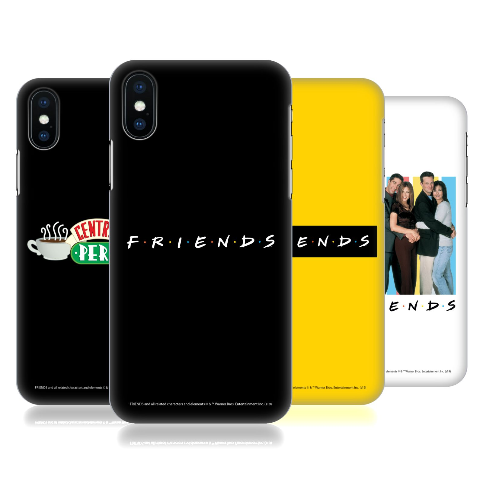 Official Friends TV Show Logos