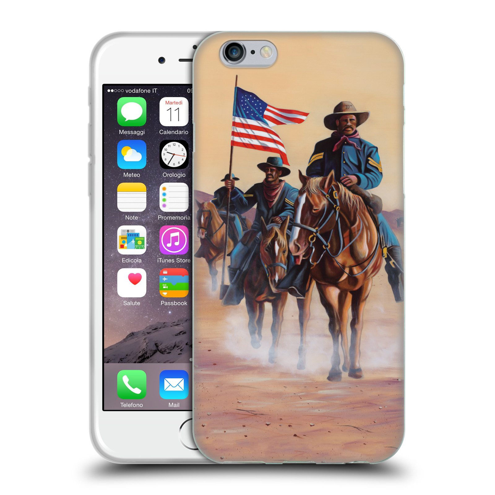 OFFICIAL-GENO-PEOPLES-ART-LIFE-SOFT-GEL-CASE-FOR-APPLE-iPHONE-PHONES