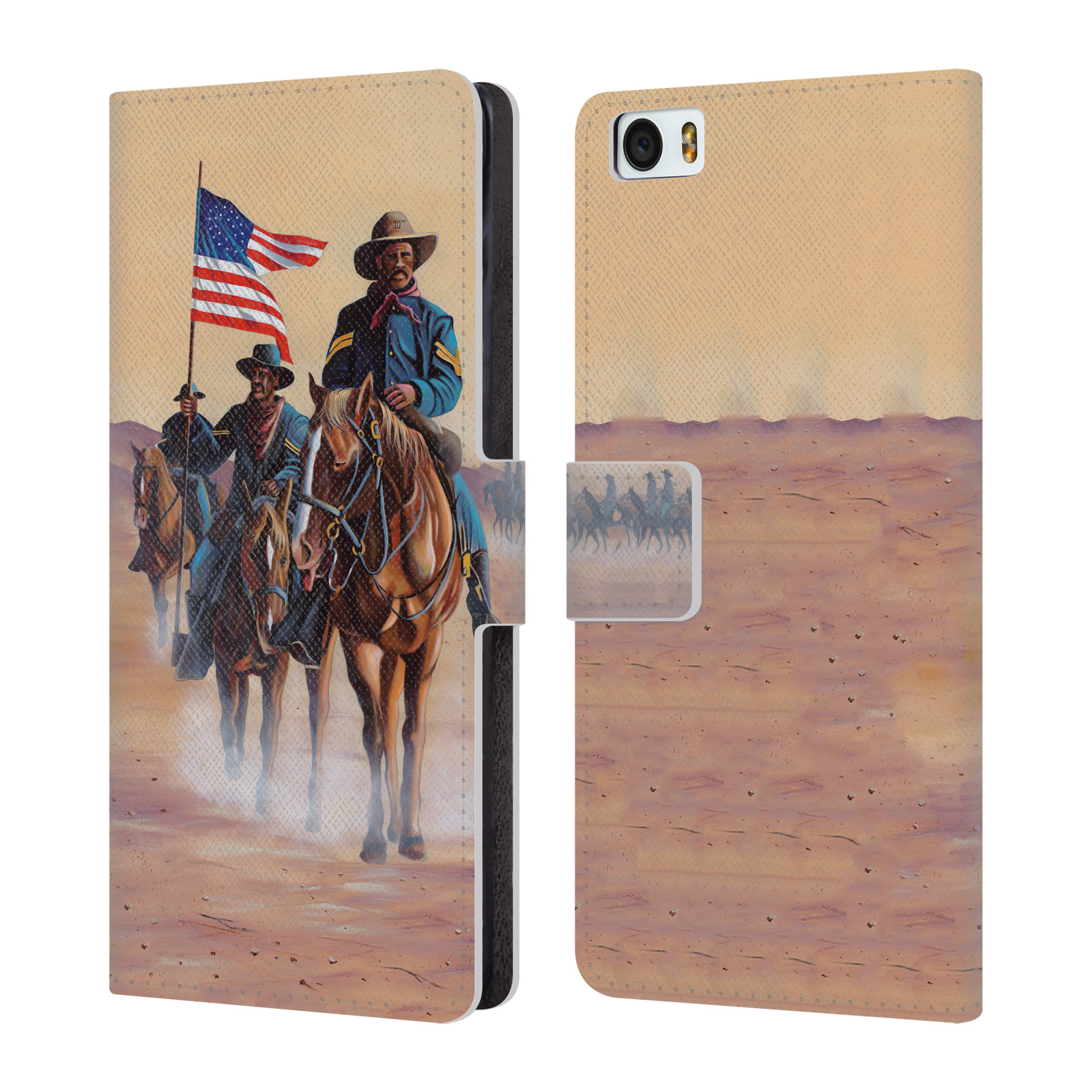 OFFICIAL-GENO-PEOPLES-ART-LIFE-LEATHER-BOOK-WALLET-CASE-COVER-FOR-XIAOMI-PHONES