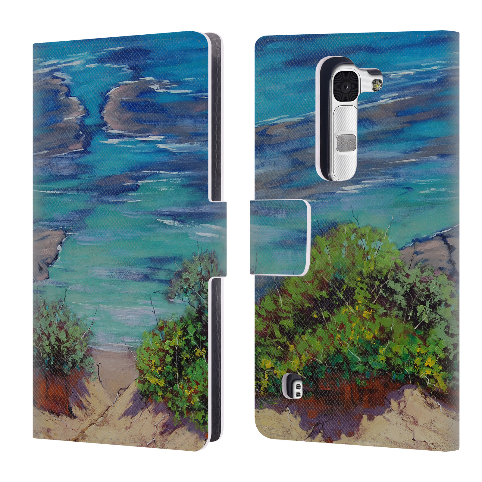 OFFICIAL-GRAHAM-GERCKEN-SUMMER-LEATHER-BOOK-WALLET-CASE-COVER-FOR-LG-PHONES-2