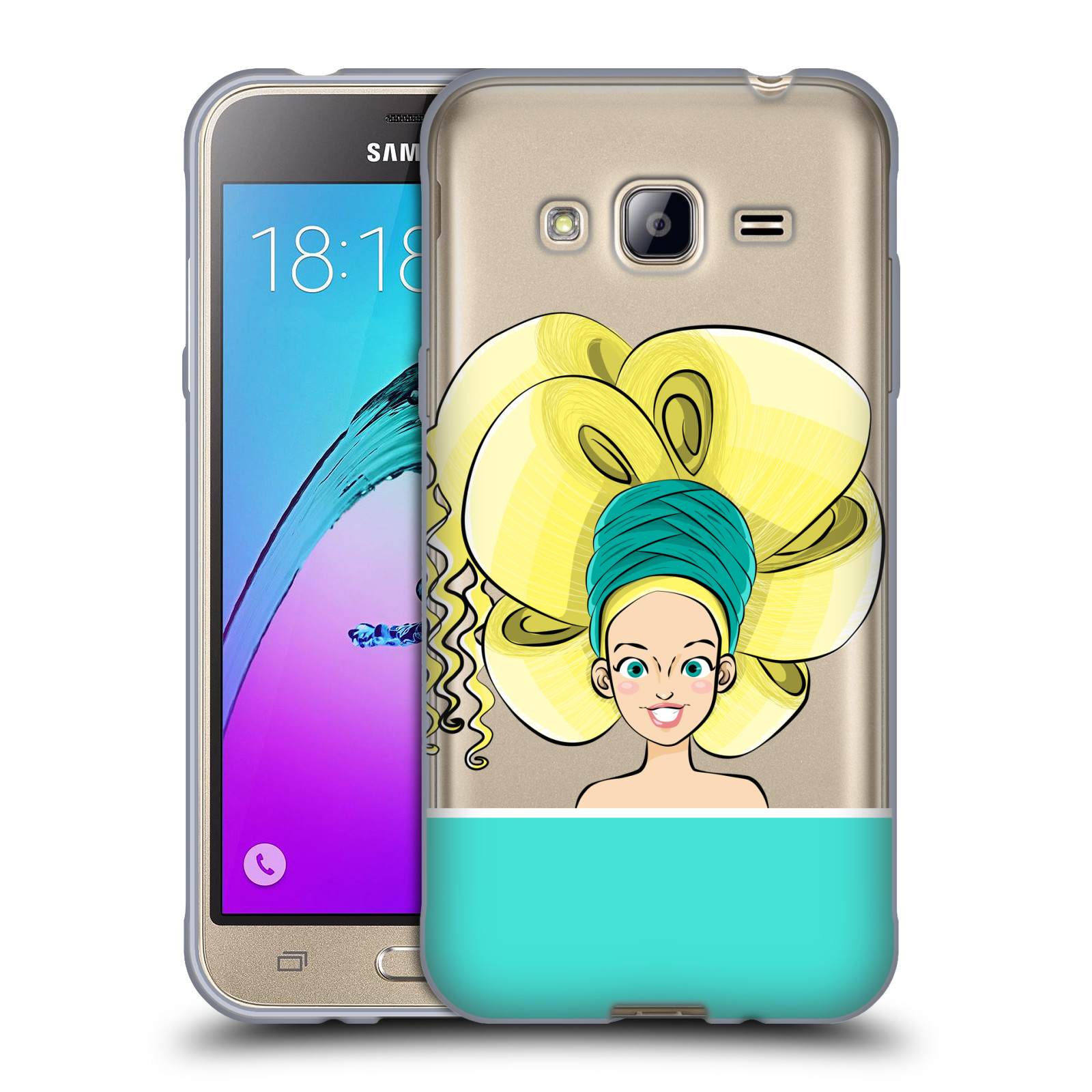 OFFICIAL-GRACE-ILLUSTRATION-HAIRSTYLES-SOFT-GEL-CASE-FOR-SAMSUNG-PHONES-3