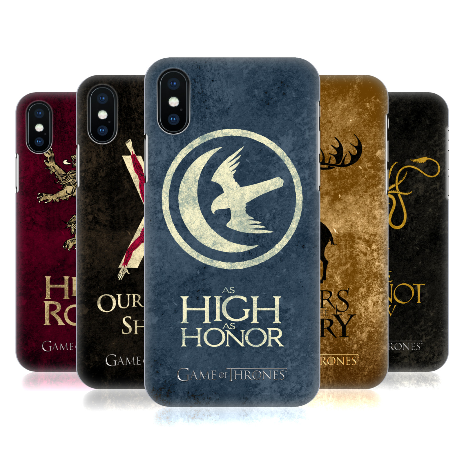 HBO Game of Thrones Dark Distressed Sigils