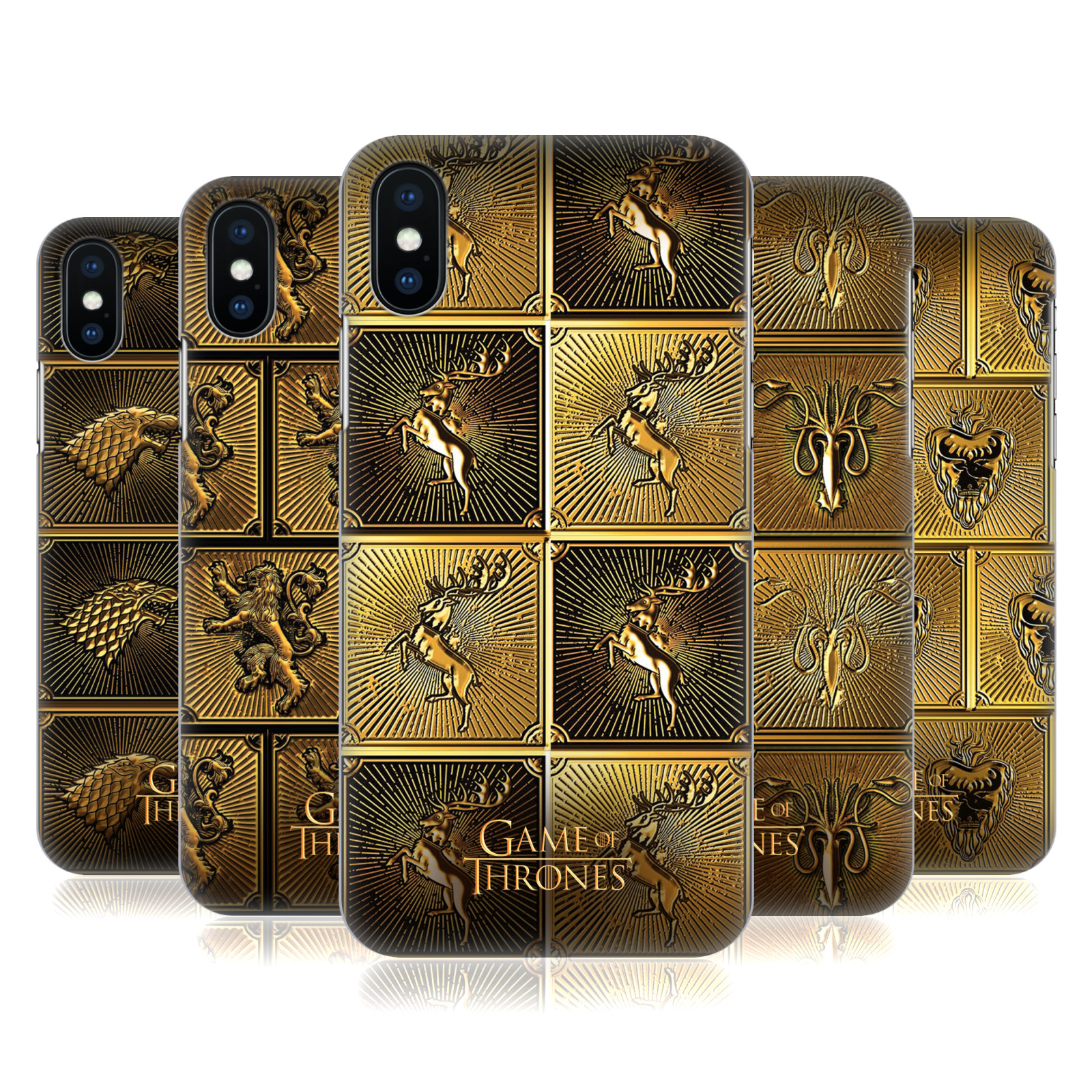 HBO Game of Thrones Golden Sigils