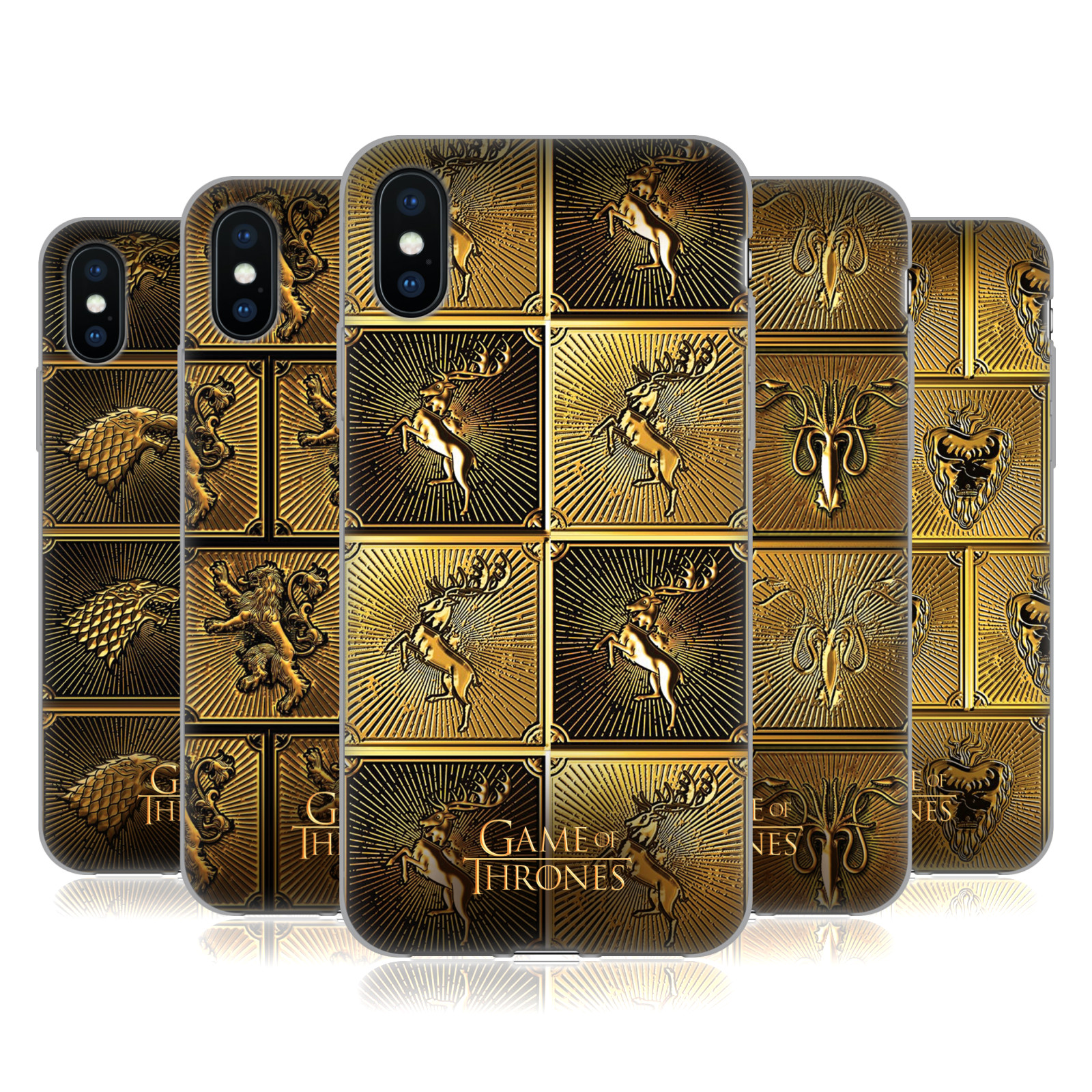 HBO Game of Thrones <!--translate-lineup-->Golden Sigils<!--translate-lineup-->