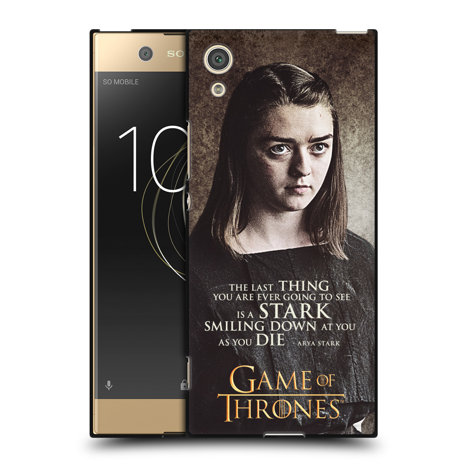 OFFICIAL-HBO-GAME-OF-THRONES-CHARACTER-QUOTES-BLACK-GEL-CASE-FOR-SONY-PHONES