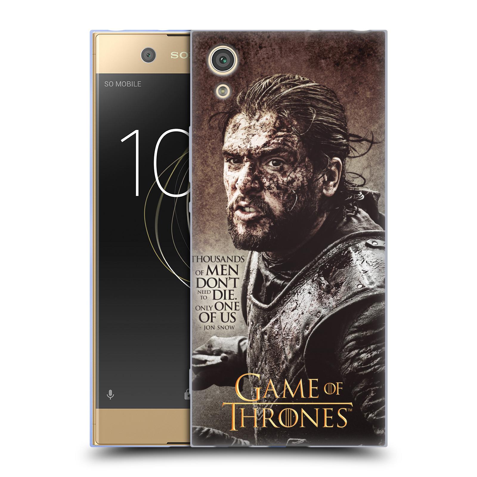 Oficial-HBO-Juego-de-Tronos-cotizaciones-de-caracteres-Gel-Suave-Estuche-Para-Sony-Telefonos-1