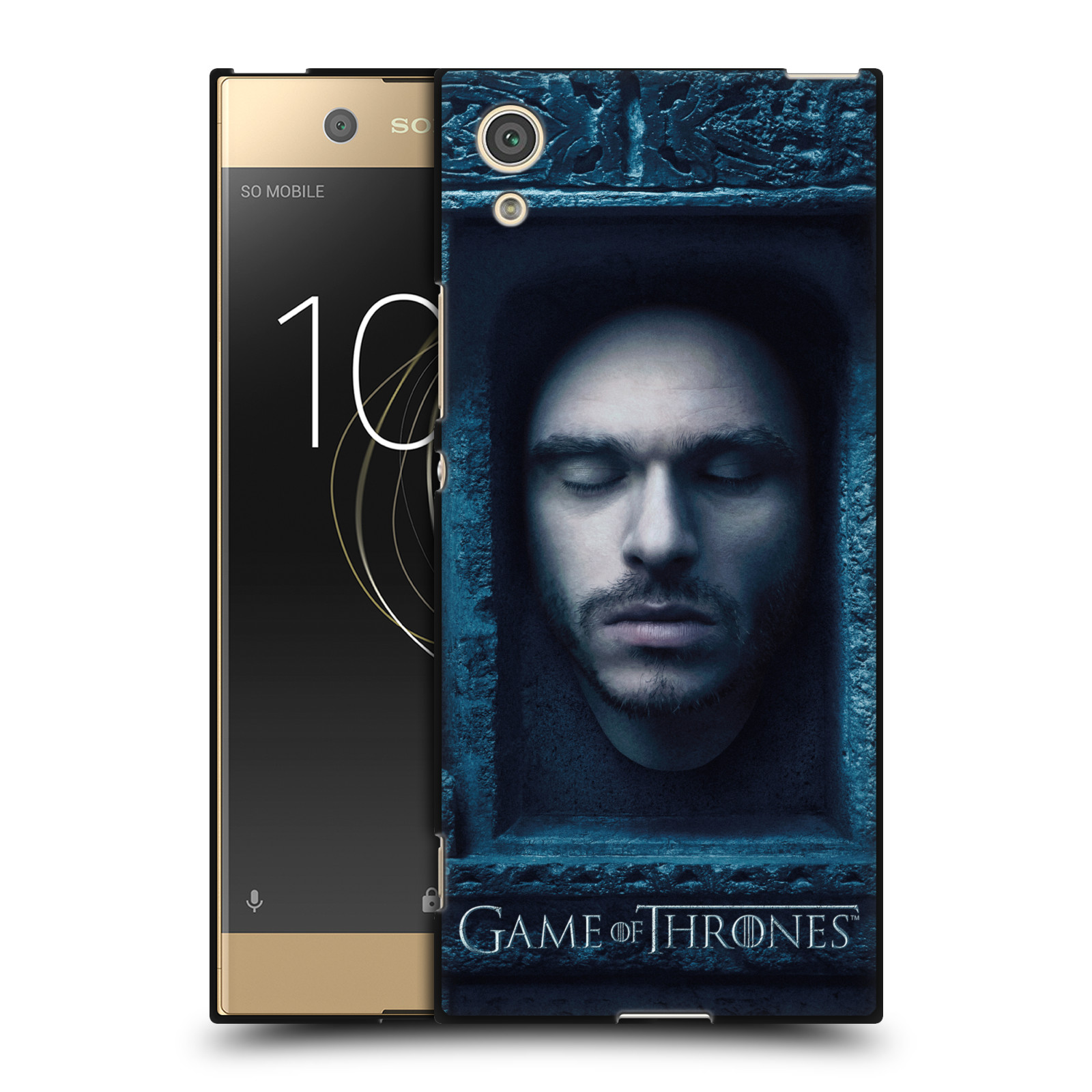 OFFICIAL-HBO-GAME-OF-THRONES-FACES-BLACK-SOFT-GEL-CASE-FOR-SONY-PHONES
