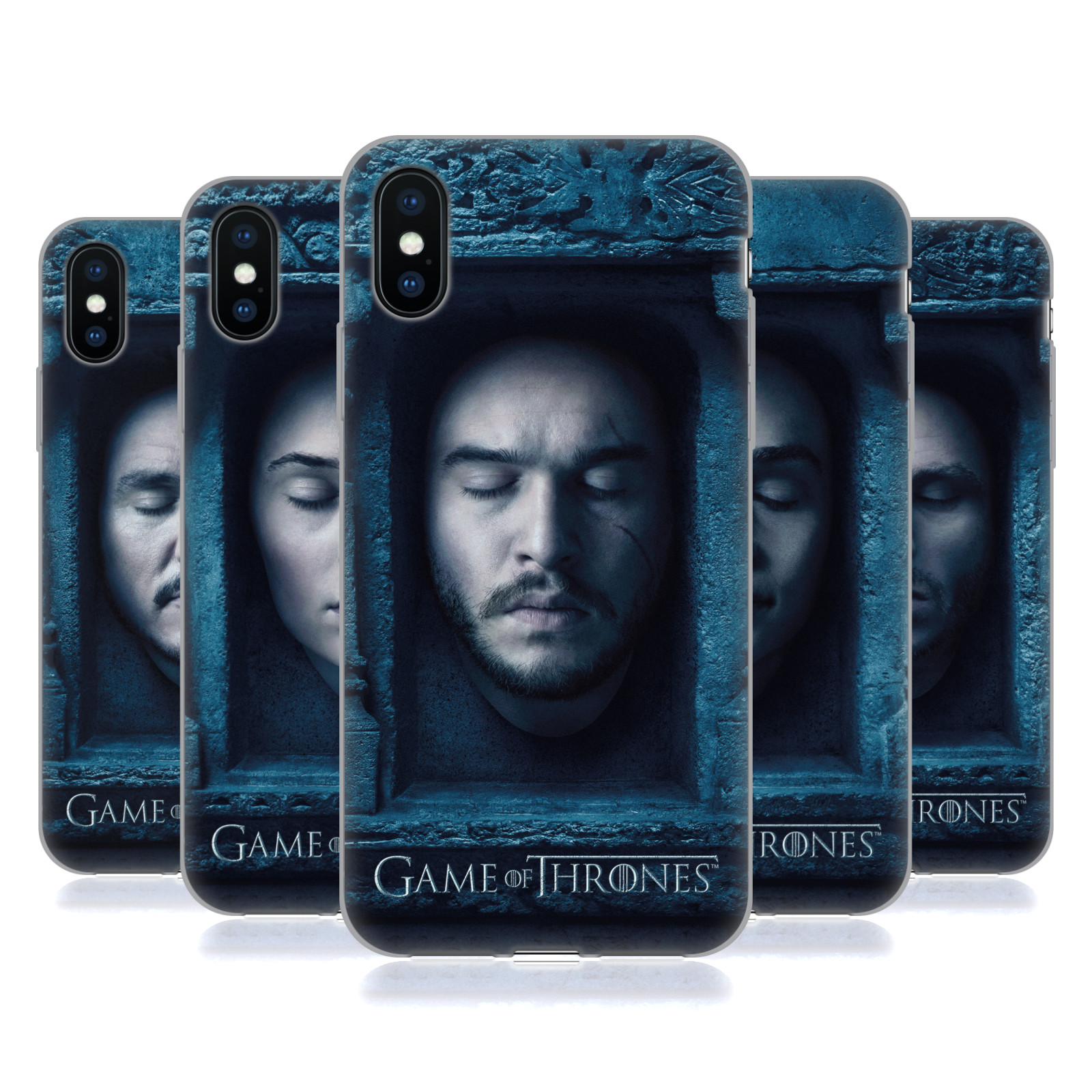 Official HBO Game of Thrones Faces