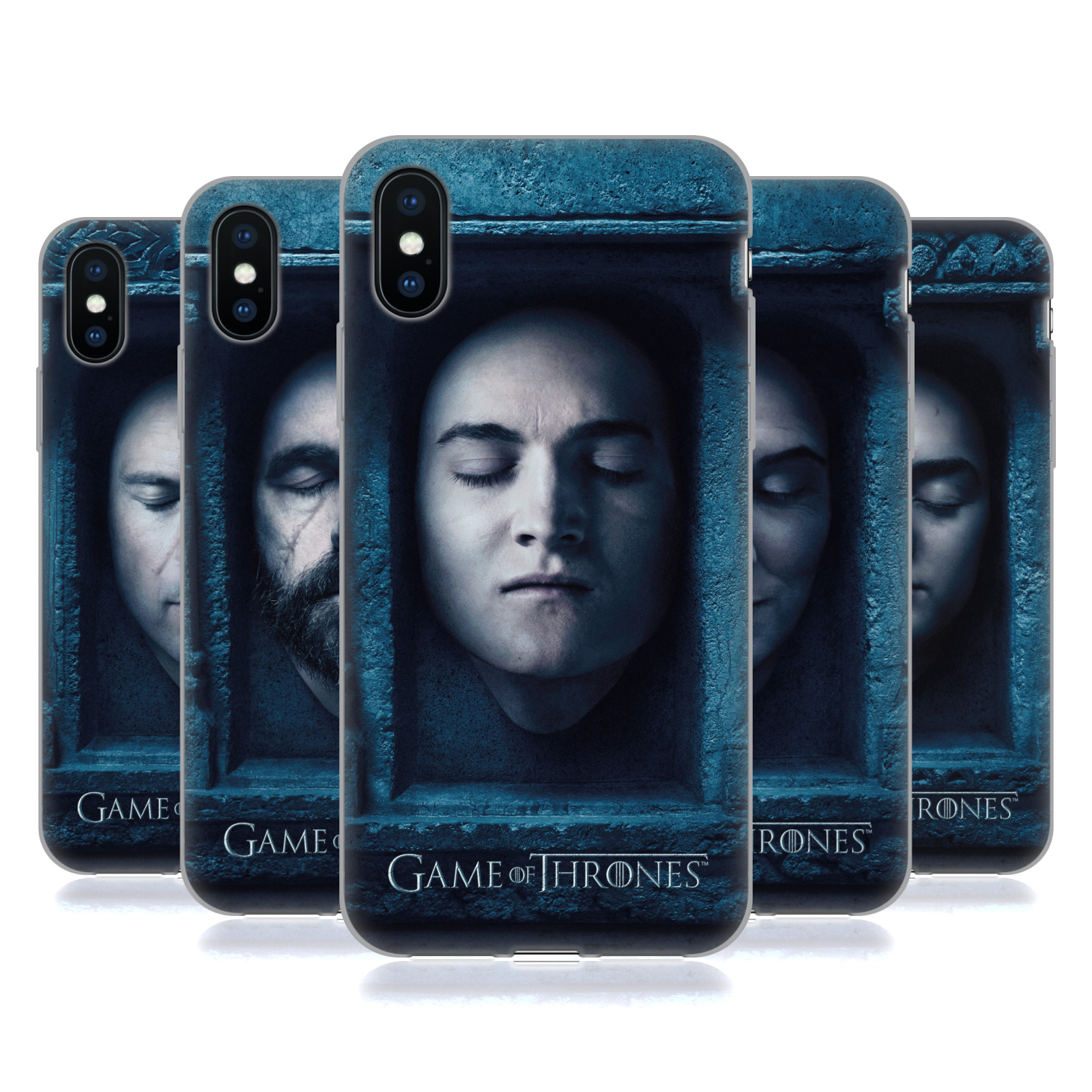 Official HBO Game of Thrones Faces 2