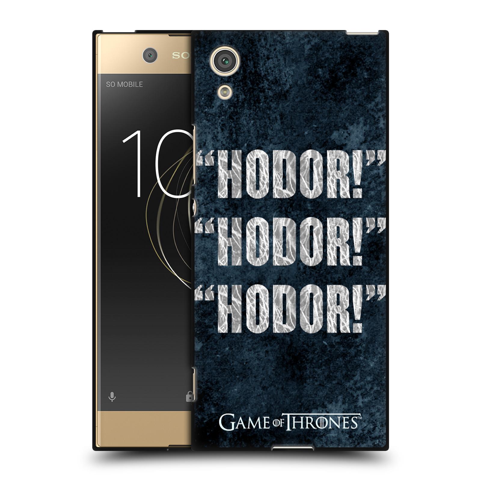 Oficial-HBO-Juego-de-Tronos-Hodor-Negro-Gel-Suave-Estuche-Para-Sony-Telefonos