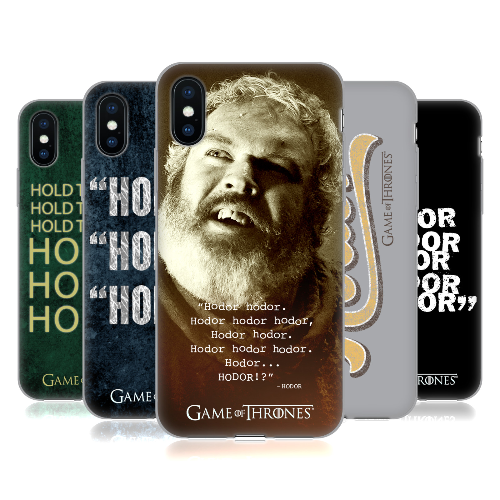 Official HBO Game of Thrones Hodor