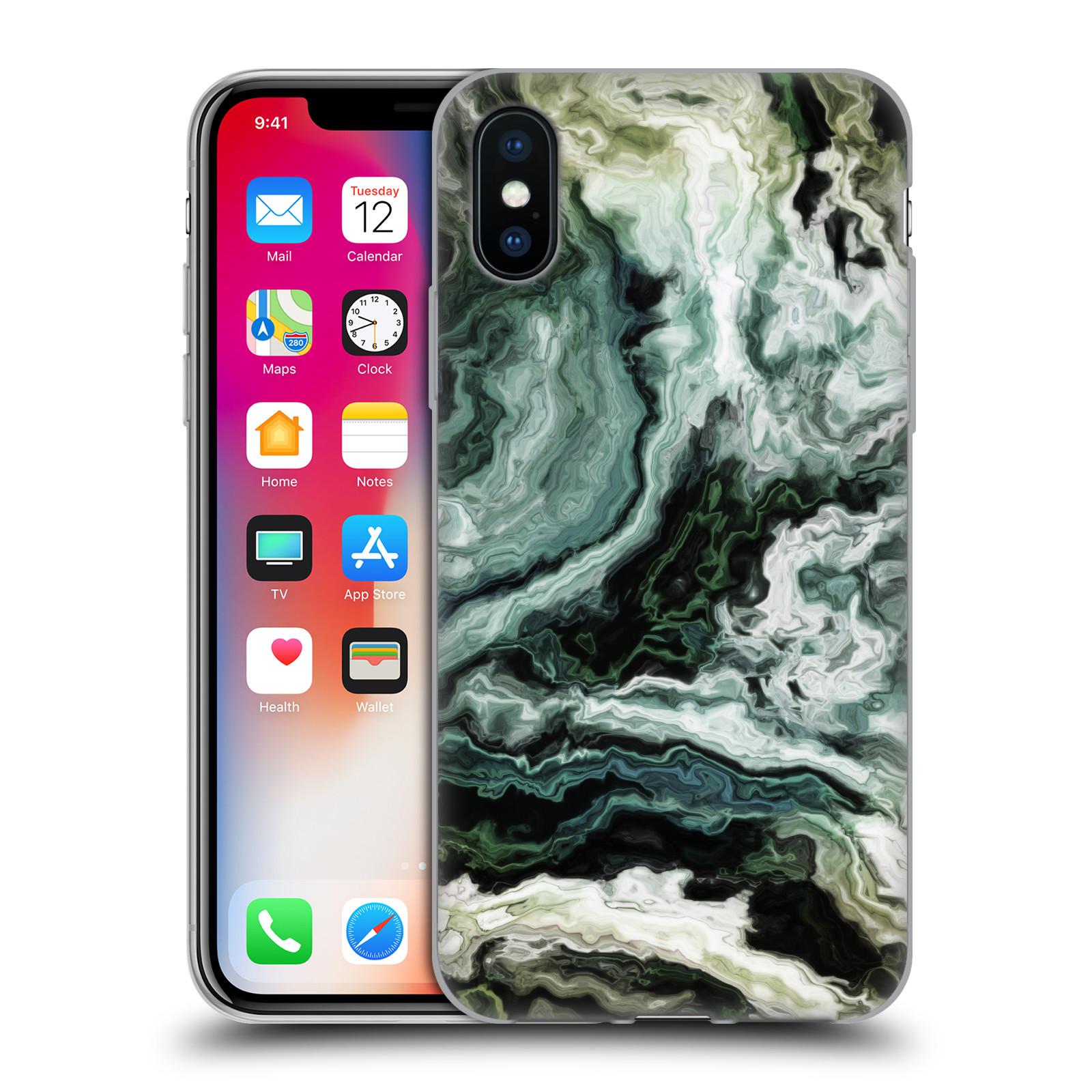 UFFICIALE-HAROULITA-MARMOREO-2-COVER-MORBIDA-IN-GEL-PER-APPLE-iPHONE-TELEFONI