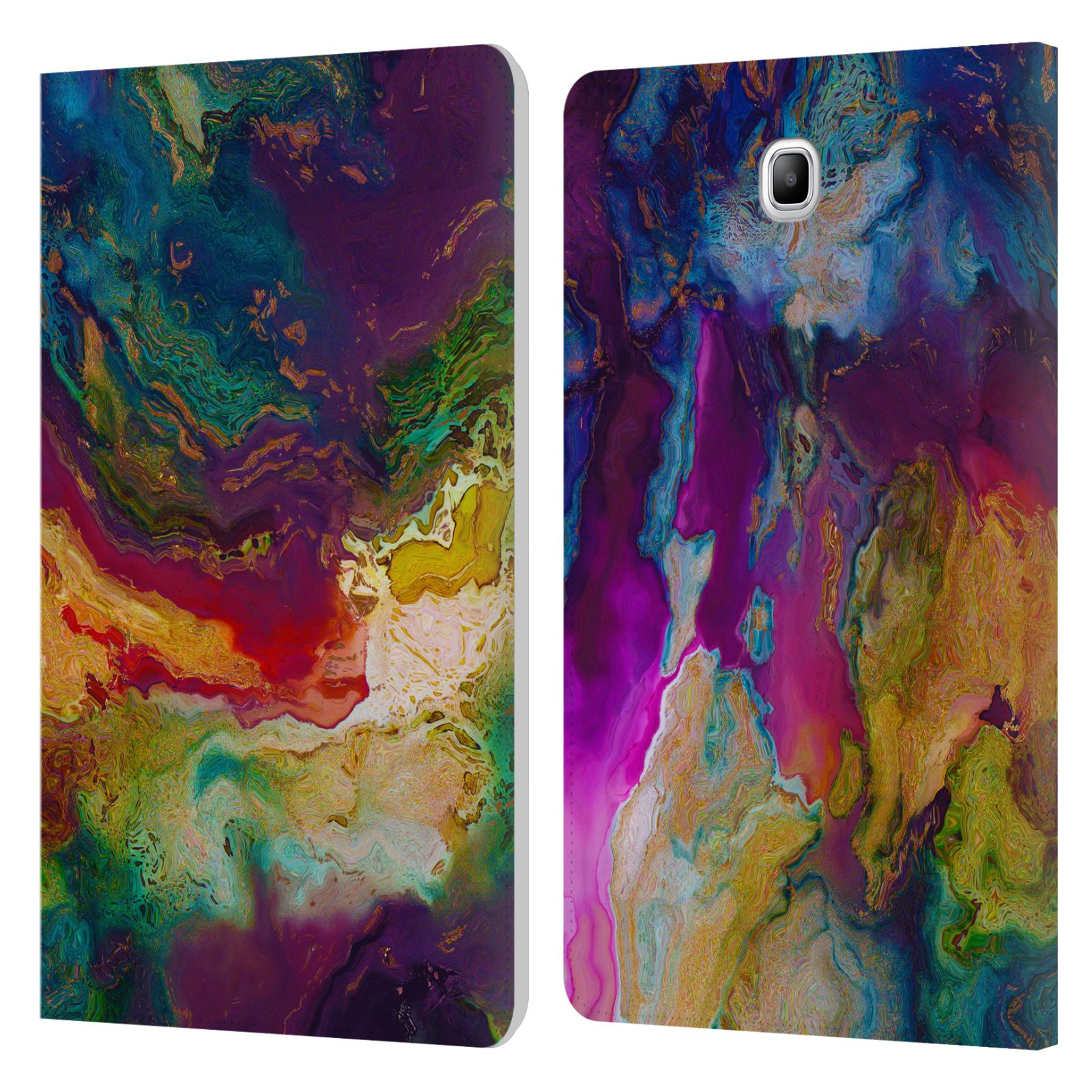 OFFICIAL-HAROULITA-MARBLE-2-LEATHER-BOOK-WALLET-CASE-FOR-SAMSUNG-GALAXY-TABLETS