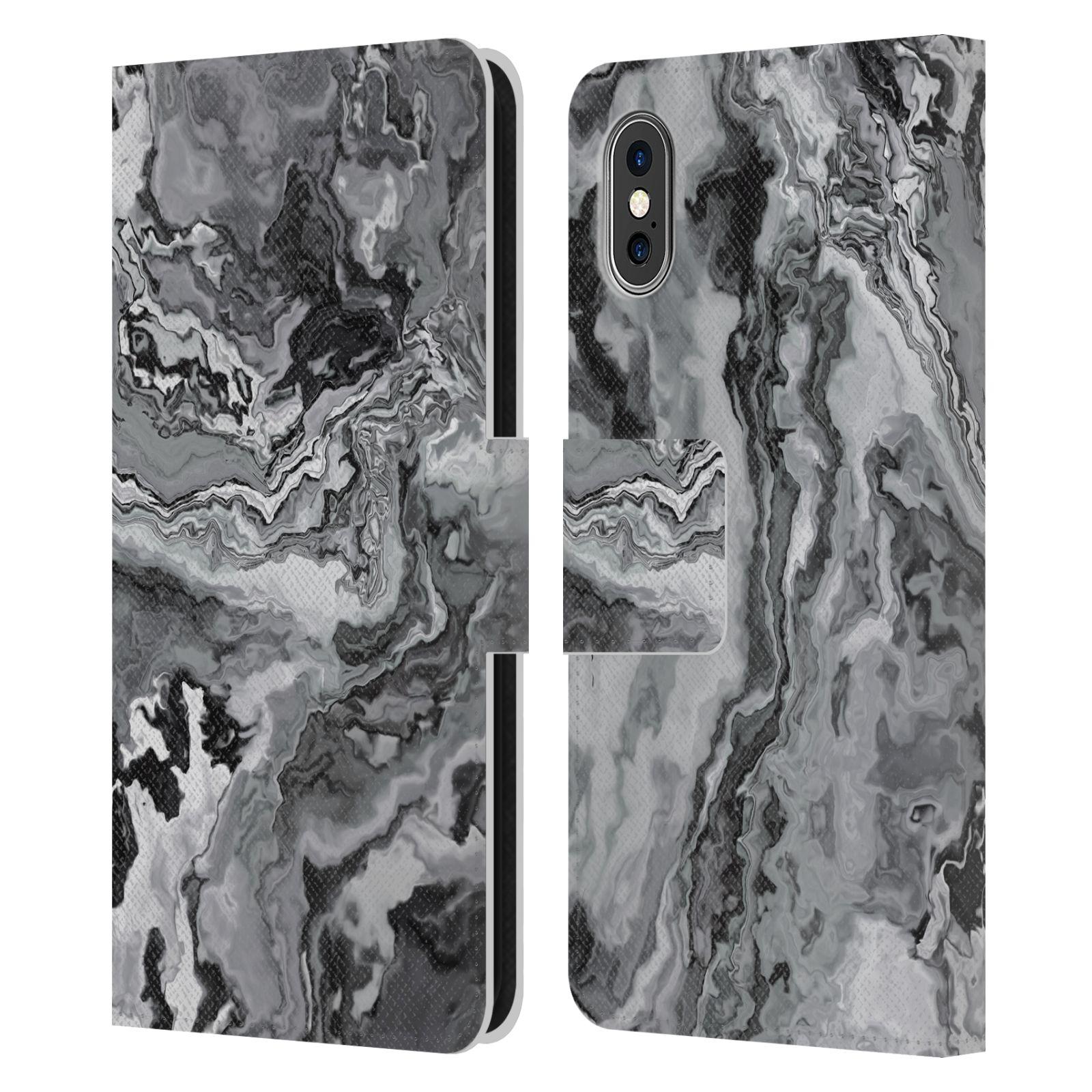 UFFICIALE-HAROULITA-MARMOREO-2-COVER-A-PORTAFOGLIO-PER-APPLE-iPHONE-TELEFONI