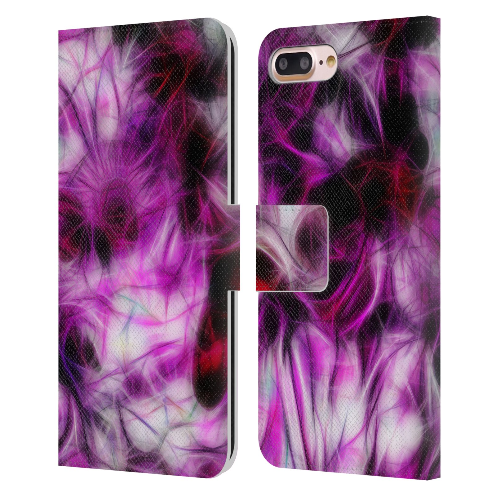 OFFICIAL-HAROULITA-ULTRA-VIOLET-INK-LEATHER-BOOK-CASE-FOR-APPLE-iPHONE-PHONES