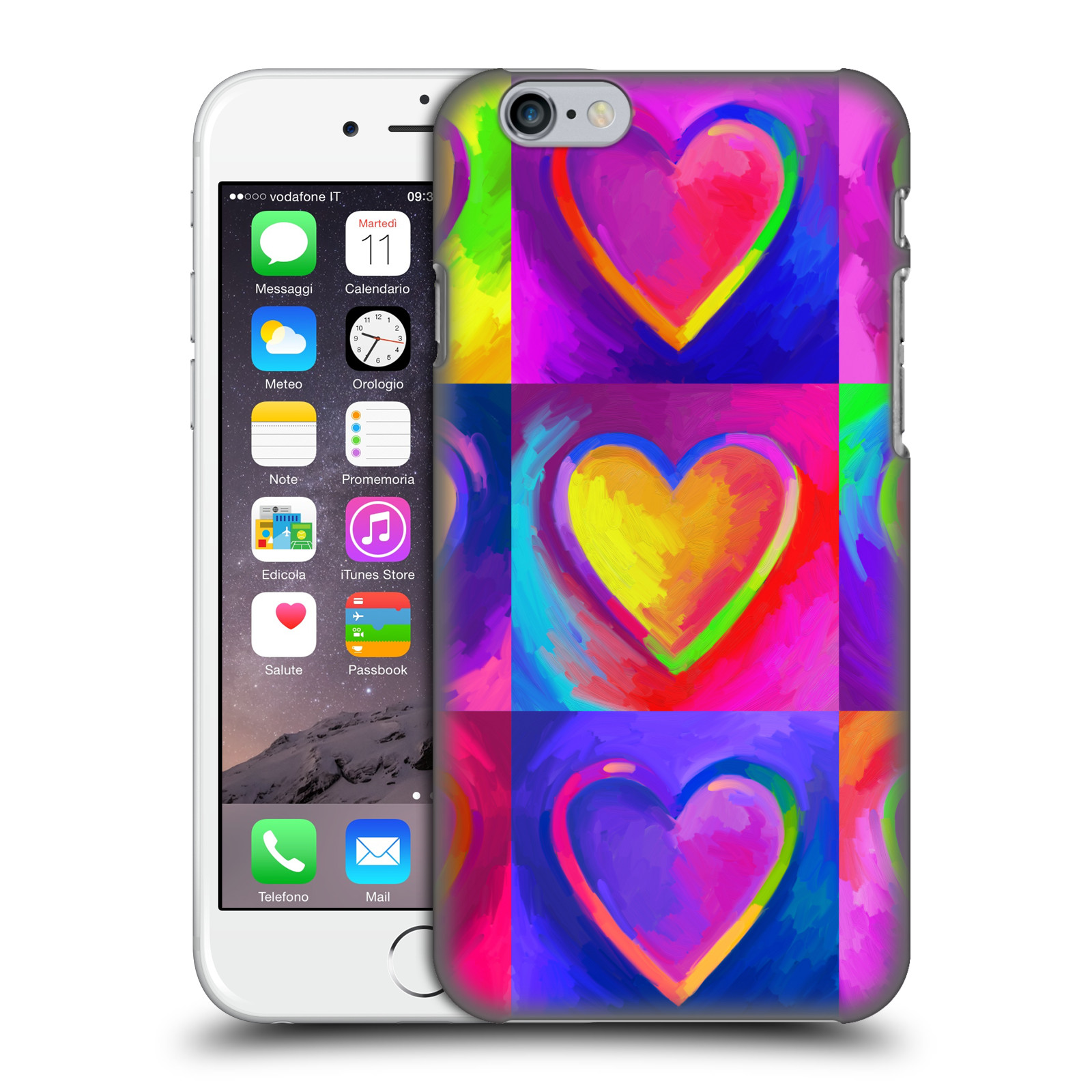 OFFICIAL-HOWIE-GREEN-HEARTS-HARD-BACK-CASE-FOR-APPLE-iPHONE-PHONES