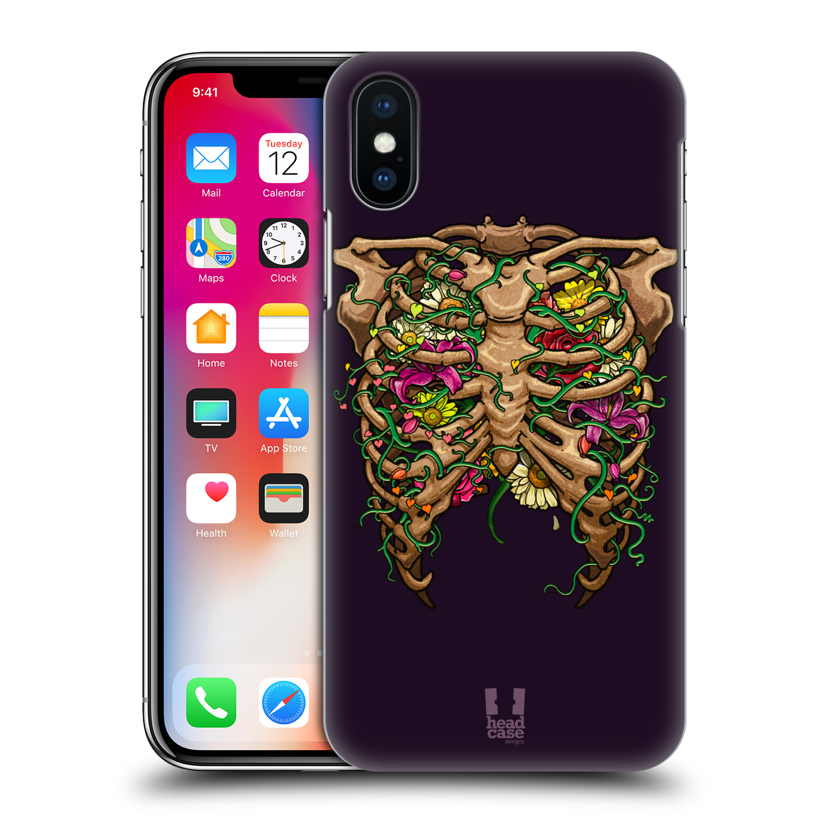 HEAD-CASE-DESIGNS-HUMAN-ANATOMY-HARD-BACK-CASE-FOR-APPLE-iPHONE-PHONES