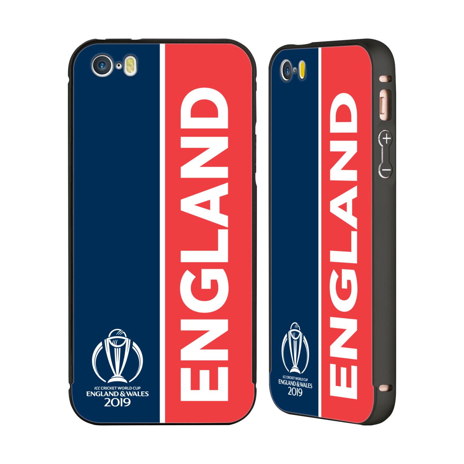 ICC-ENGLAND-CRICKET-WORLD-CUP-SCHWARZ-RAHMEN-HULLE-FUR-APPLE-iPHONE-HANDYS