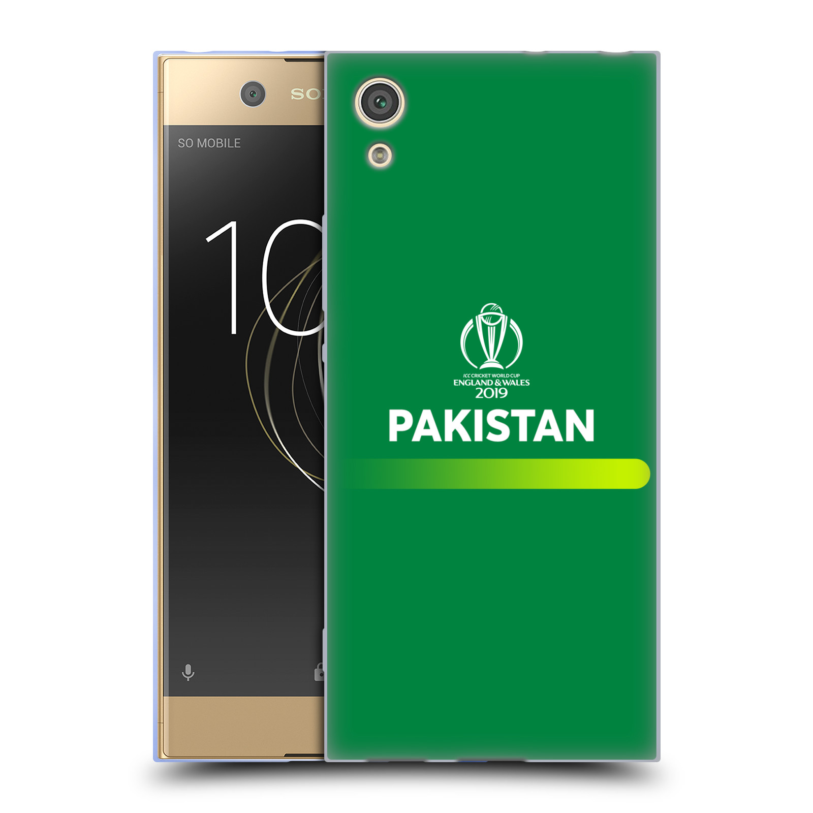 ICC-Pakistan-Cricket-World-Cup-oficial-Gel-Suave-Estuche-Para-Sony-Telefonos-1