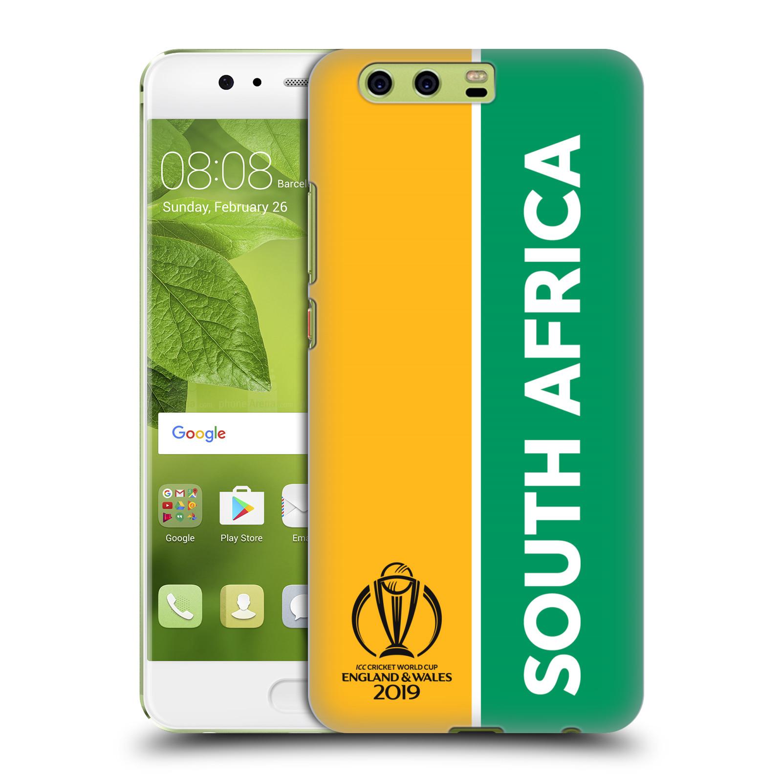 Oficial-ICC-SUR-AFRICA-CRICKET-copa-del-mundo-funda-rigida-posterior-para-telefonos-HUAWEI-1