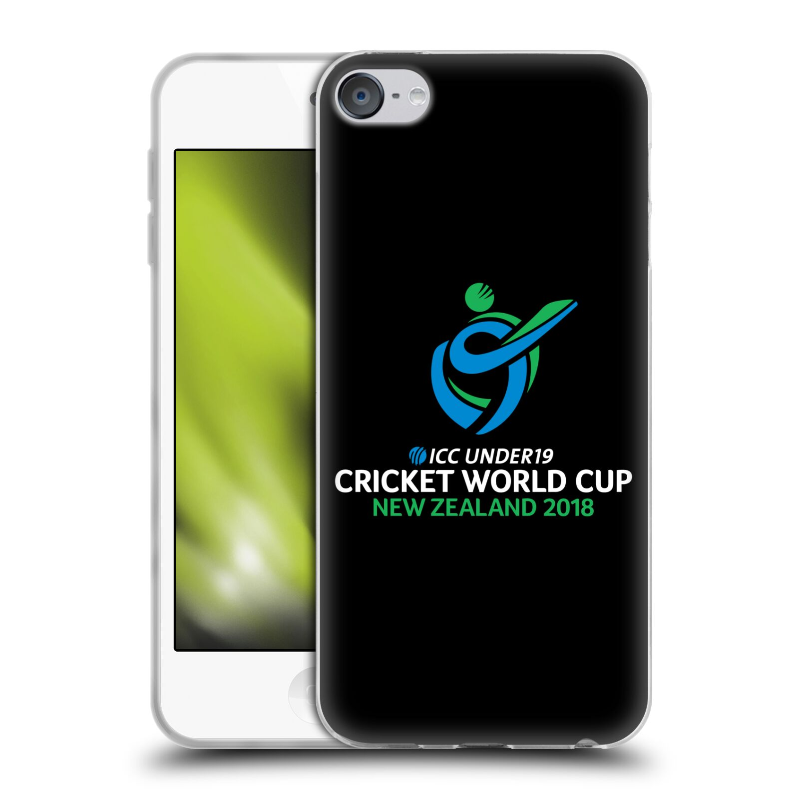 OFFICIAL-ICC-UNDER19-WORLD-CUP-2018-SOFT-GEL-CASE-FOR-APPLE-iPOD-TOUCH-MP3
