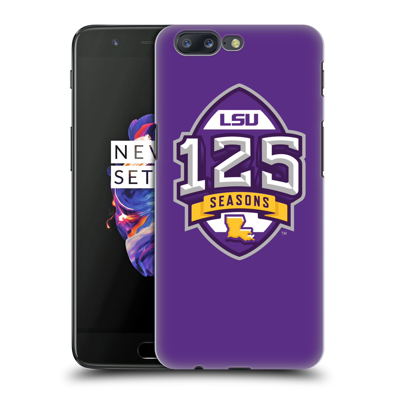 Official-LOUISIANA-State-University-LSU-2-Coque-Arriere-Pour-ONEPLUS-ASUS-AMAZON