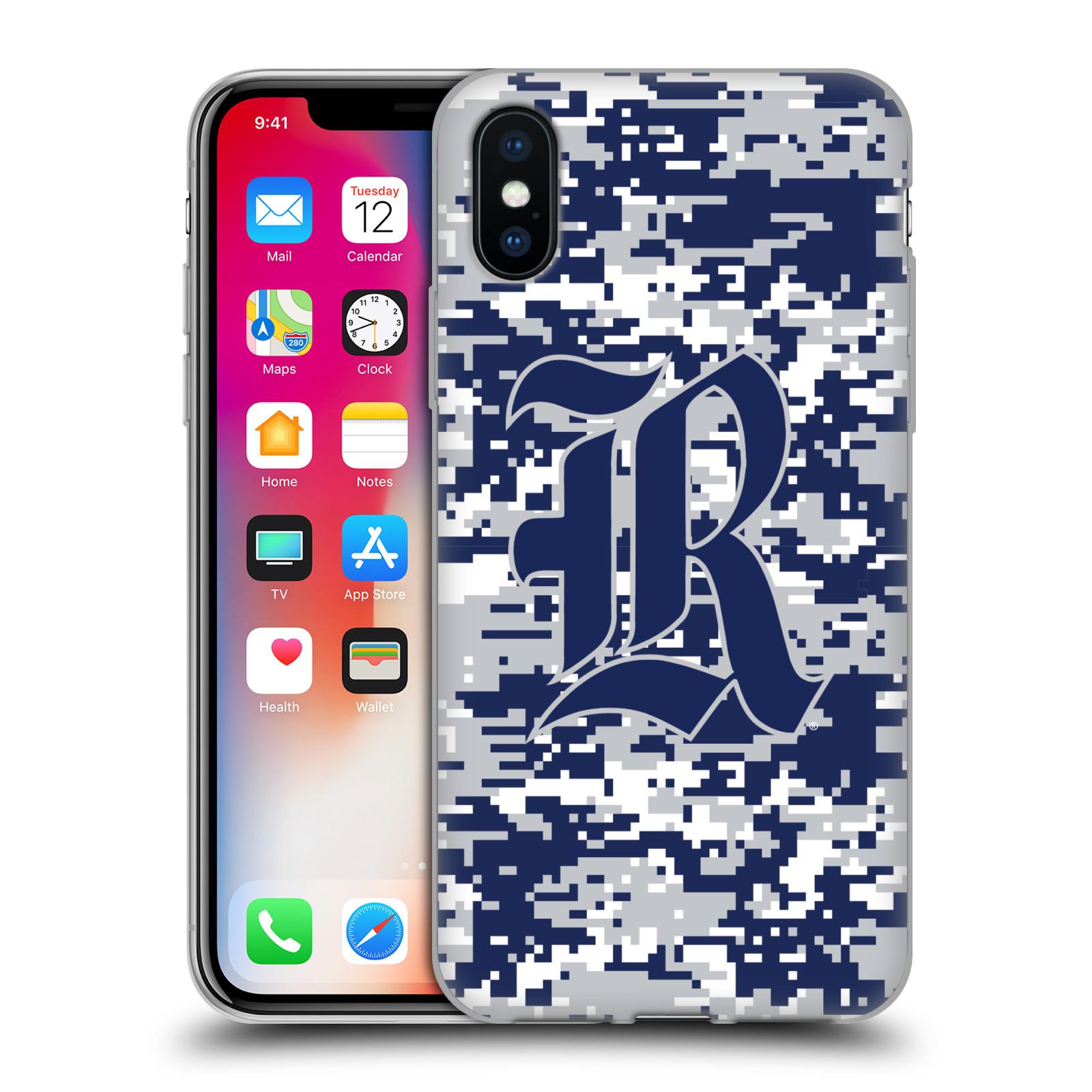 Oficial-de-la-Universidad-Rice-Gel-Suave-Estuche-para-telefonos-Apple-iPhone