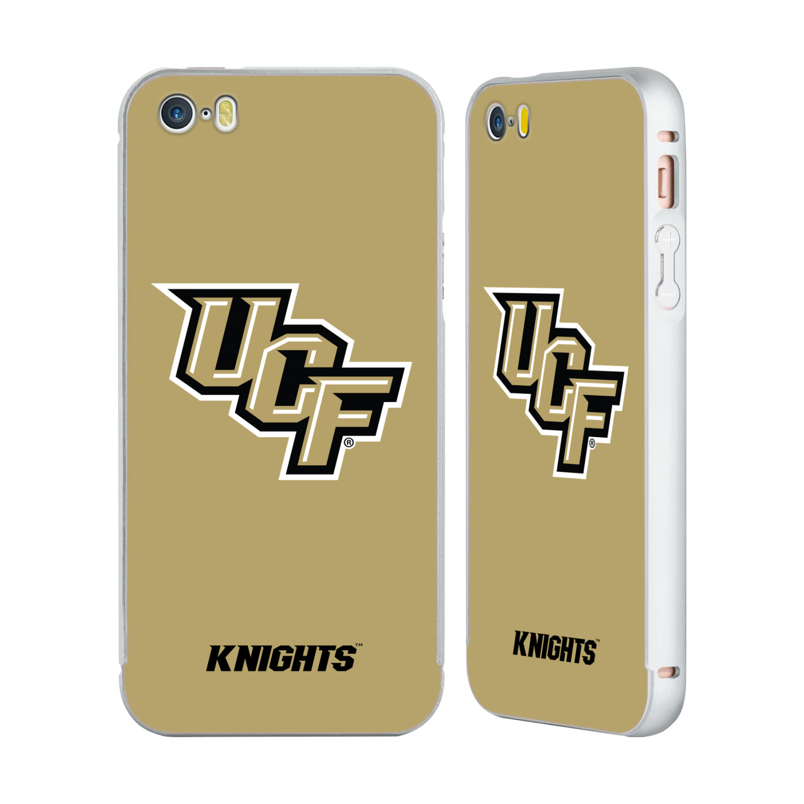 University-of-Central-Florida-UCF-Silver-Slider-Case-pour-Apple-iPhone-Telephones