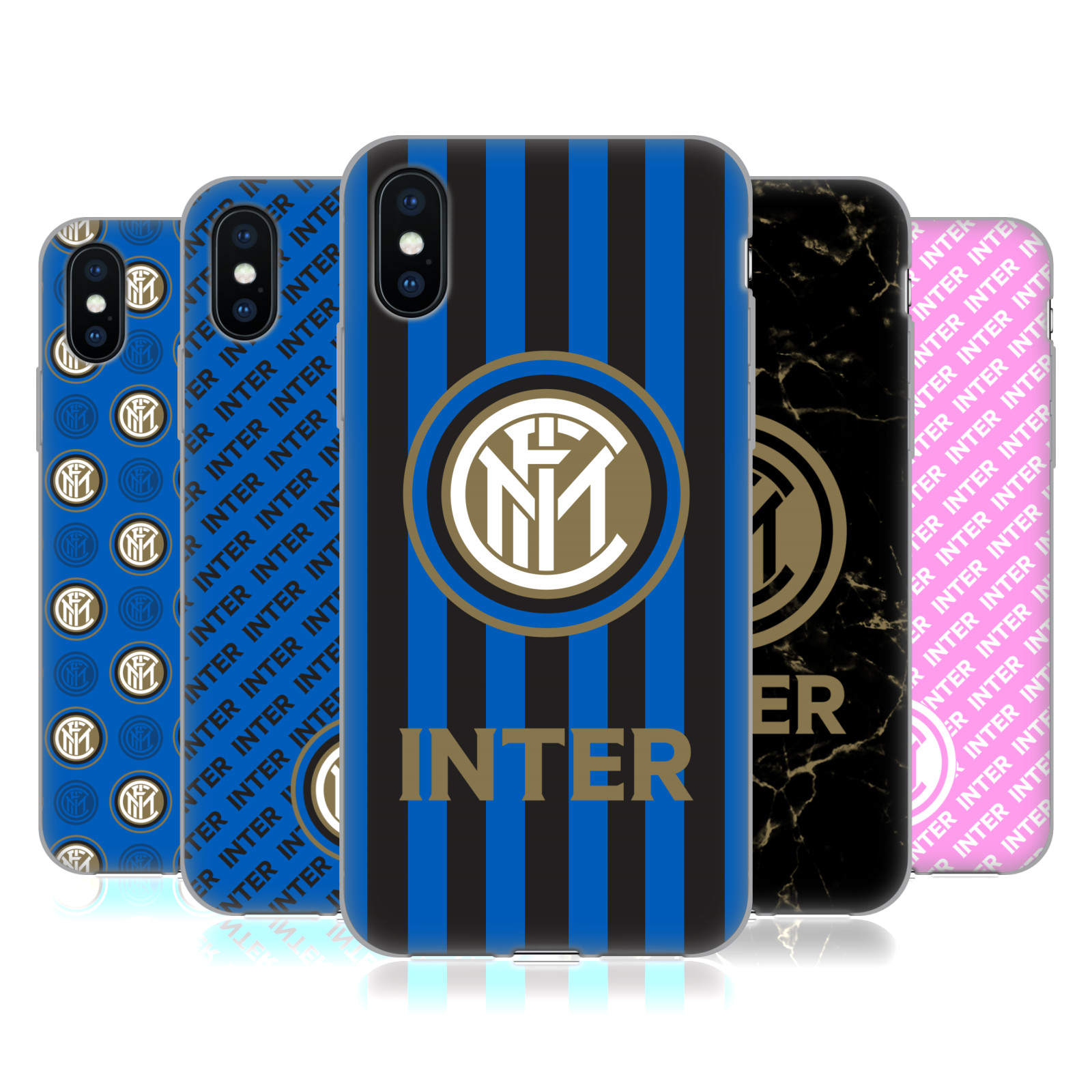 Inter Milan <!--translate-lineup-->2017/18 Crest Patterns<!--translate-lineup-->