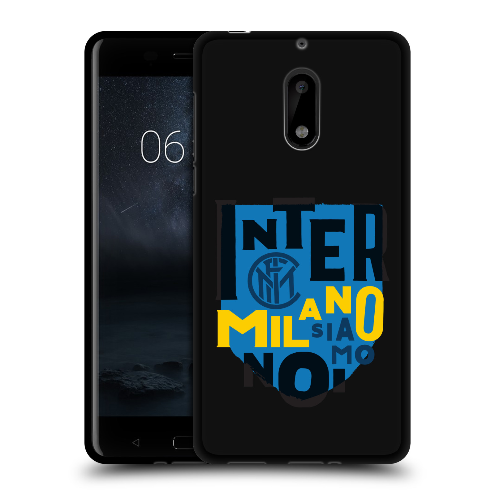 OFFICIAL-INTER-MILAN-2017-18-GRUNGE-BLACK-GEL-CASE-FOR-MICROSOFT-NOKIA-PHONES