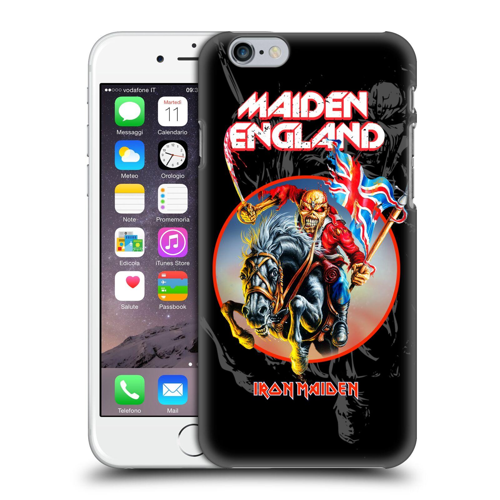 UFFICIALE-IRON-MAIDEN-TOUR-COVER-RETRO-RIGIDA-PER-APPLE-iPHONE-TELEFONI