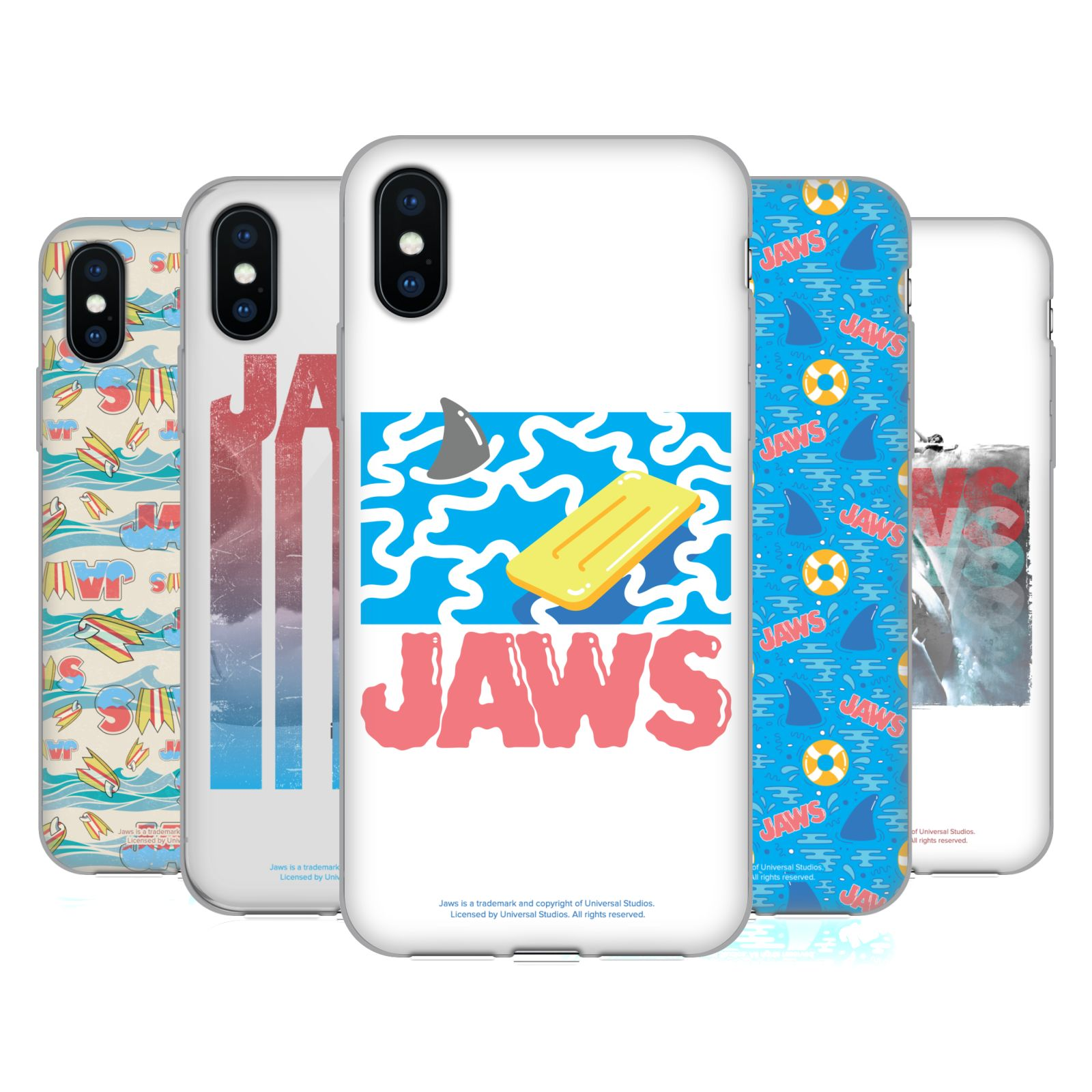 Jaws <!--translate-lineup-->I Logo Art<!--translate-lineup-->
