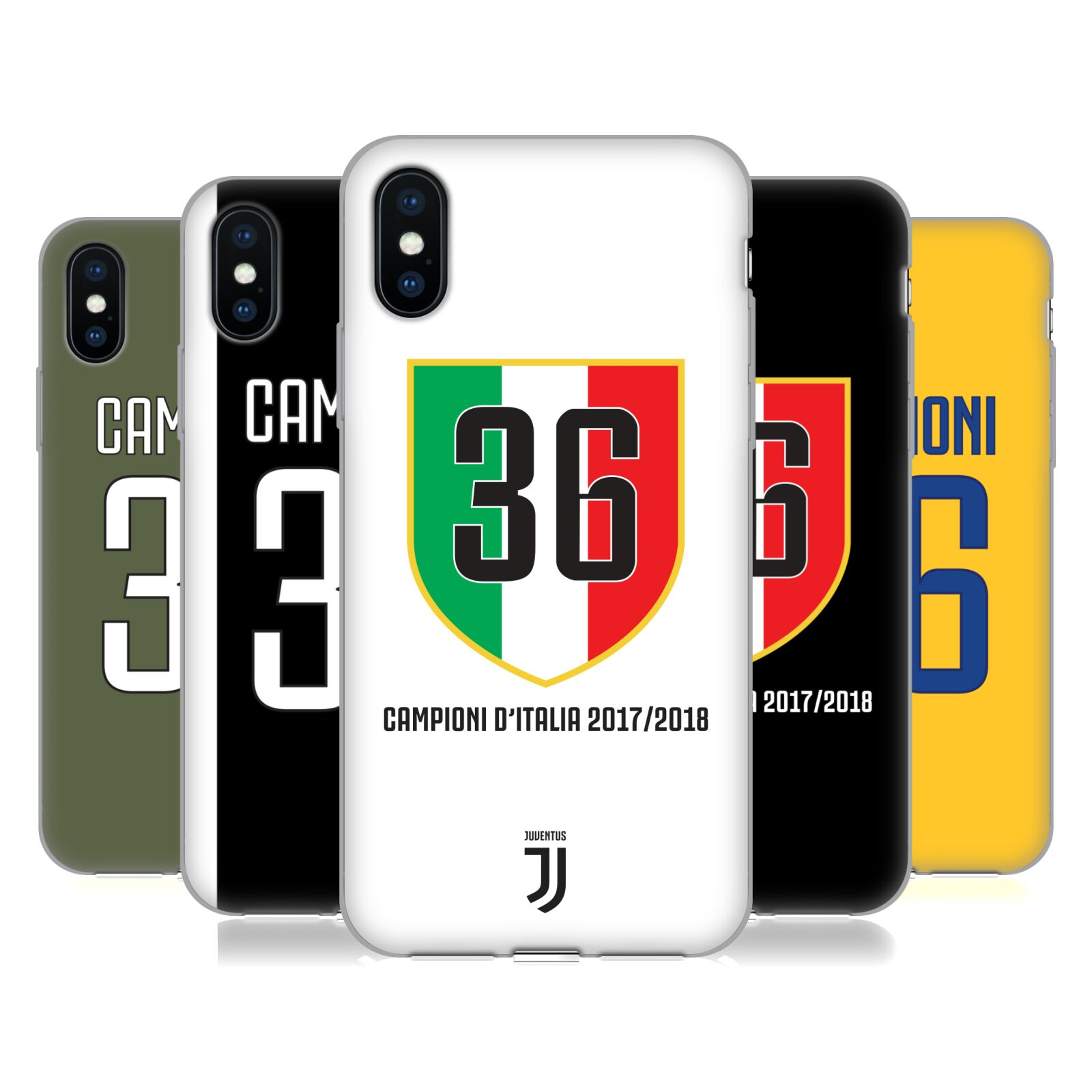 Juventus Football Club <!--translate-lineup-->2018 Campioni D'Italia<!--translate-lineup-->