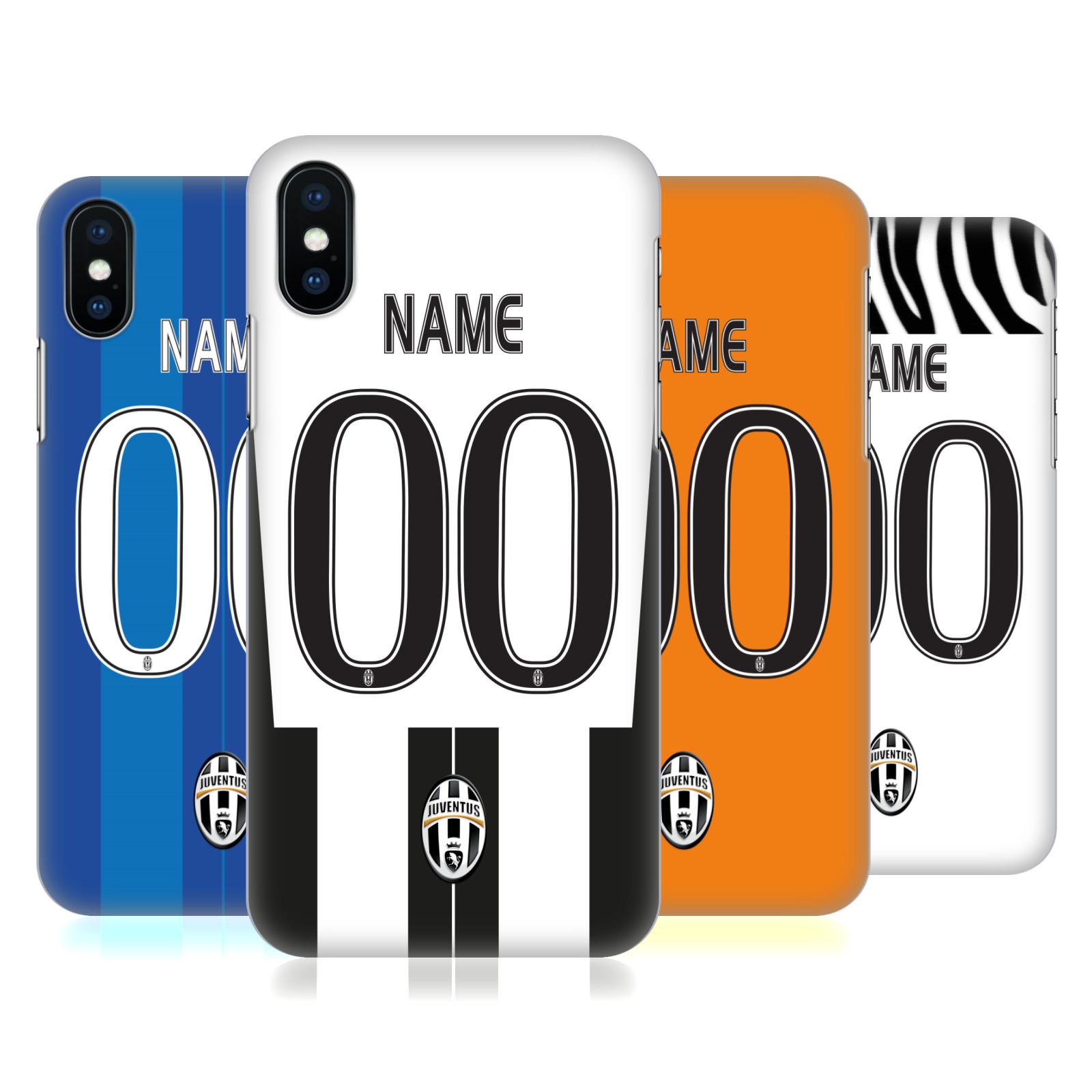Custom Customised Personalised Juventus Football Club Personalised