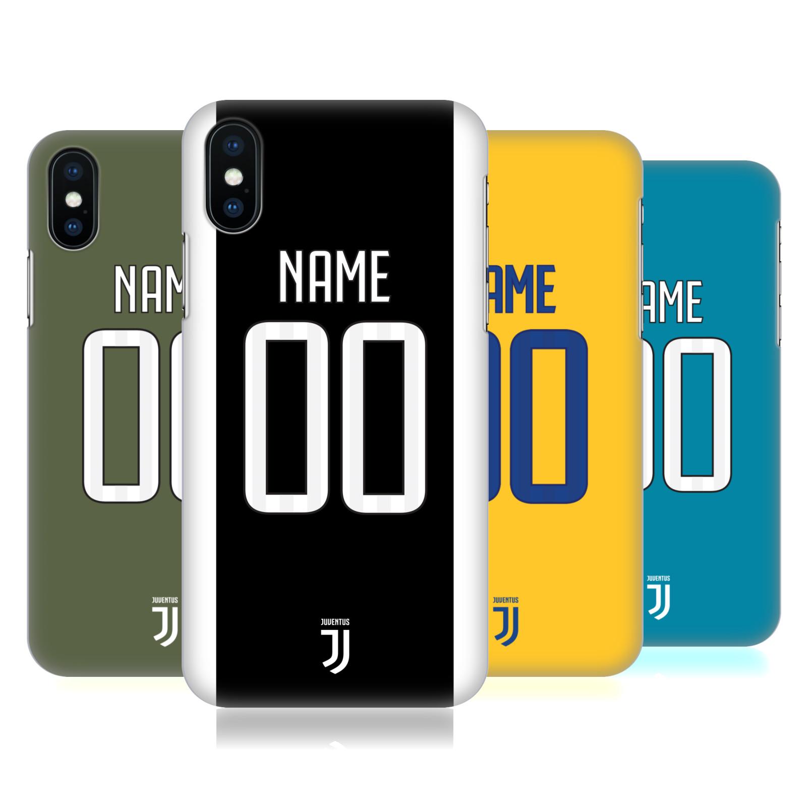 Custom Customised Personalised Juventus Football Club 2017/18 Race Kit