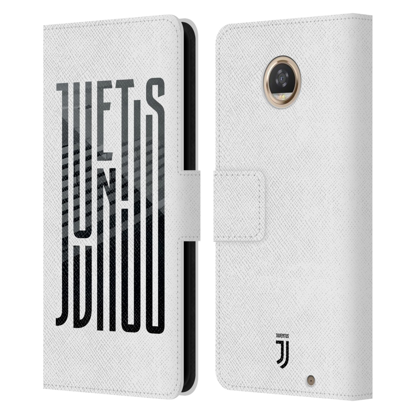 JUVENTUS-FC-2018-19-GRAPHIC-LOGO-LEATHER-BOOK-WALLET-CASE-FOR-MOTOROLA-PHONES