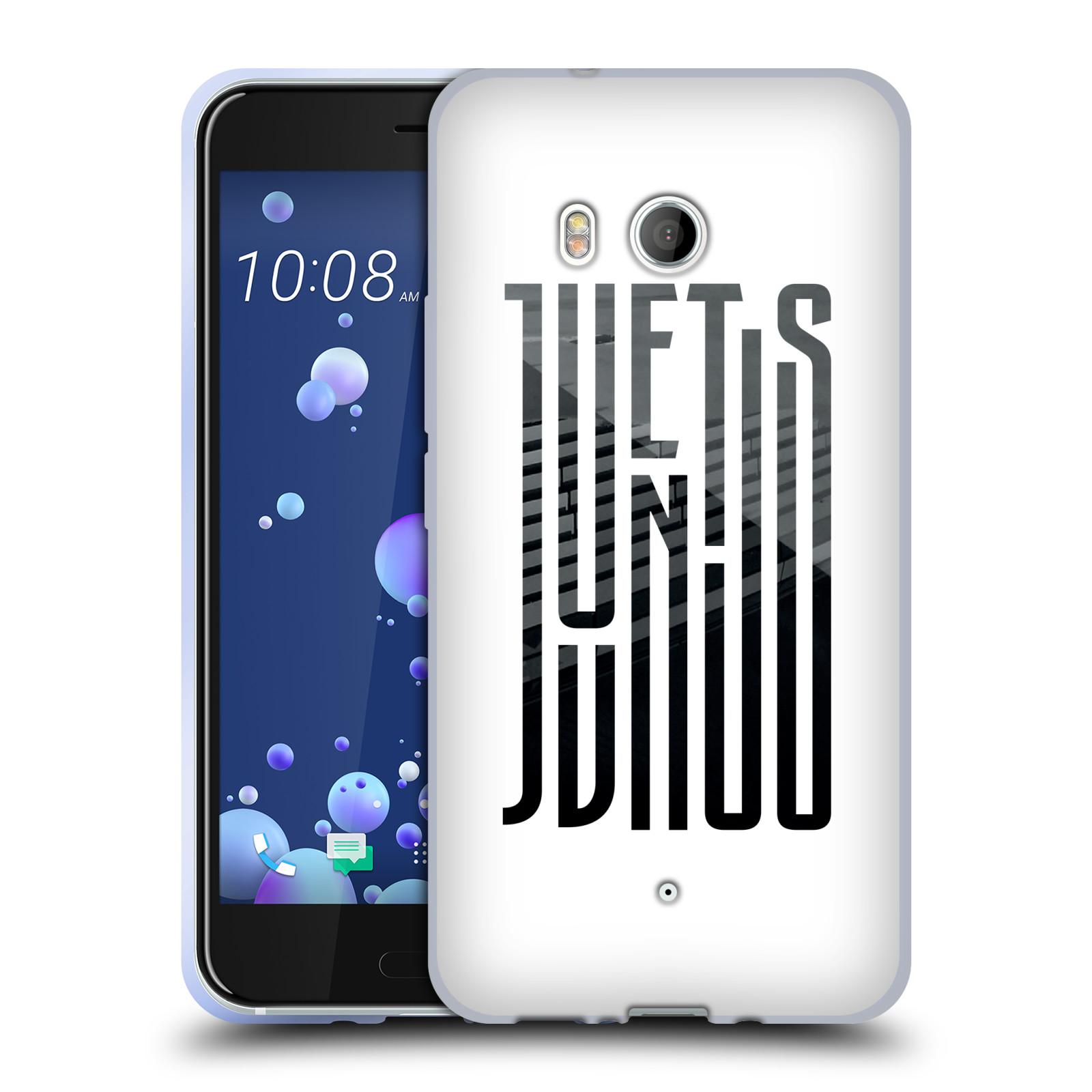 Officiel-Juventus-Football-Club-2018-19-Logo-Graphique-GEL-Case-Pour-HTC-Phone-1