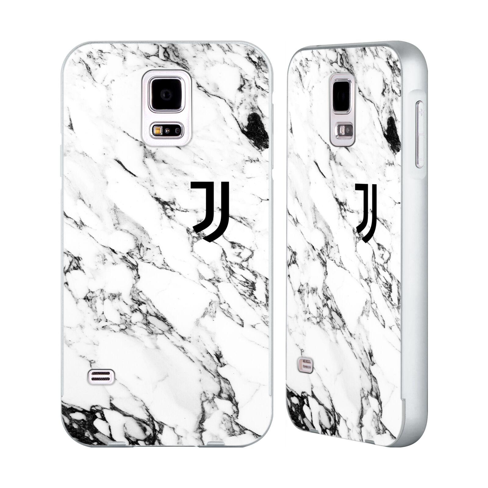 JUVENTUS-FC-2017-18-MARBRE-ARGENT-ETUI-COQUE-SLIDER-POUR-SAMSUNG-TELEPHONES