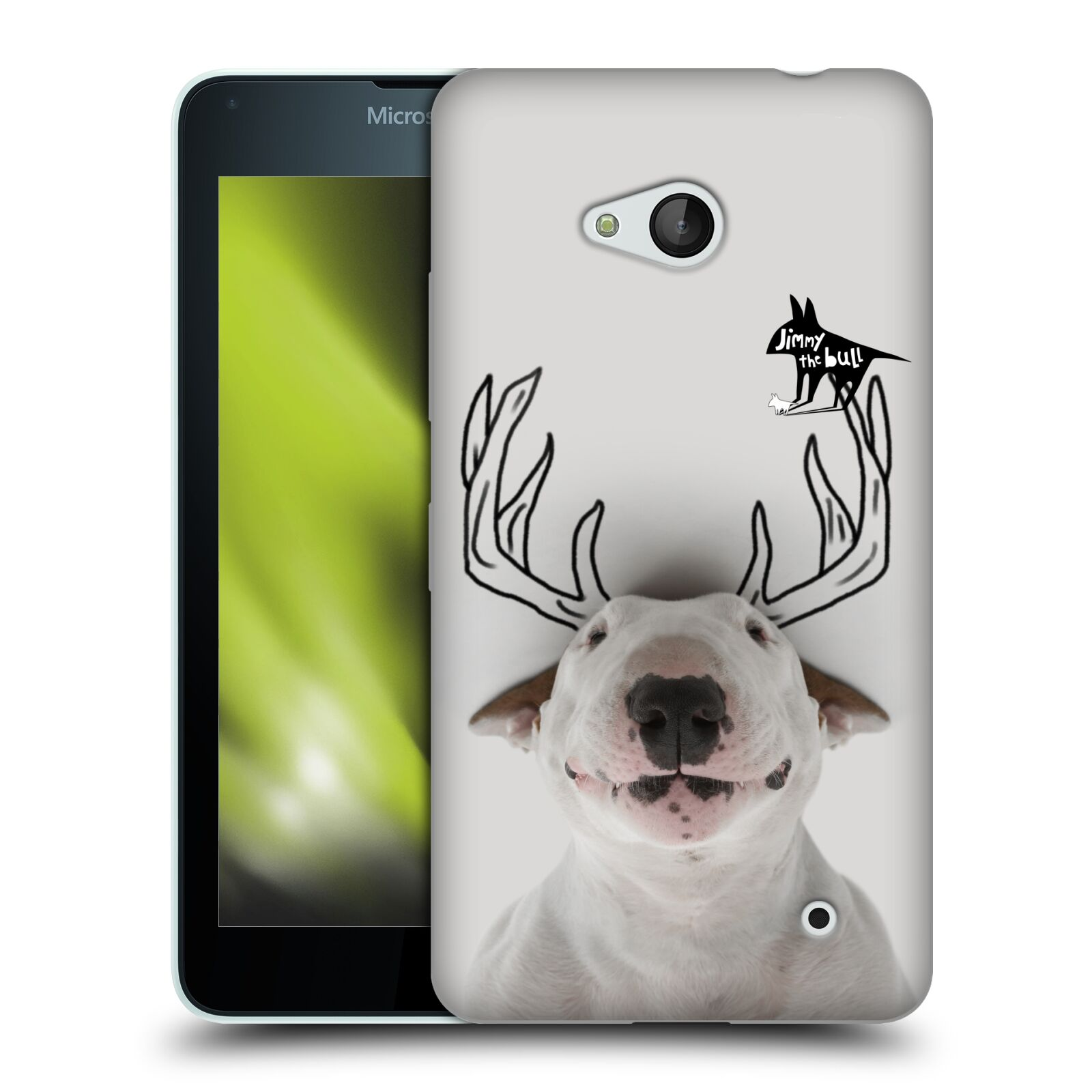 OFFICIAL-JIMMY-THE-BULL-DOODLES-SOFT-GEL-CASE-FOR-MICROSOFT-PHONES