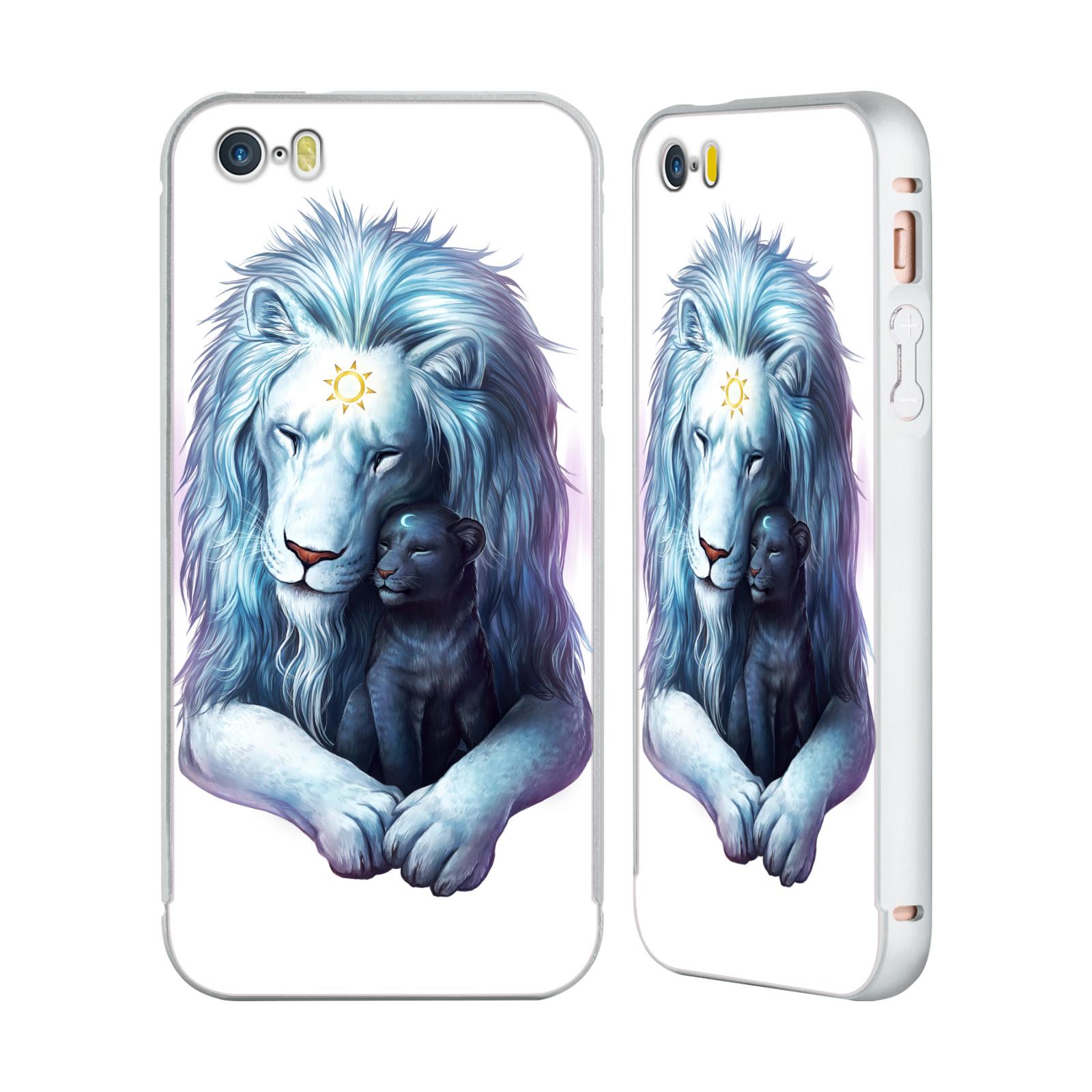 JONAS-034-JOJOESART-034-JODICKE-WILDLIFE-2-SILVER-SLIDER-CASE-FOR-APPLE-iPHONE-PHONES