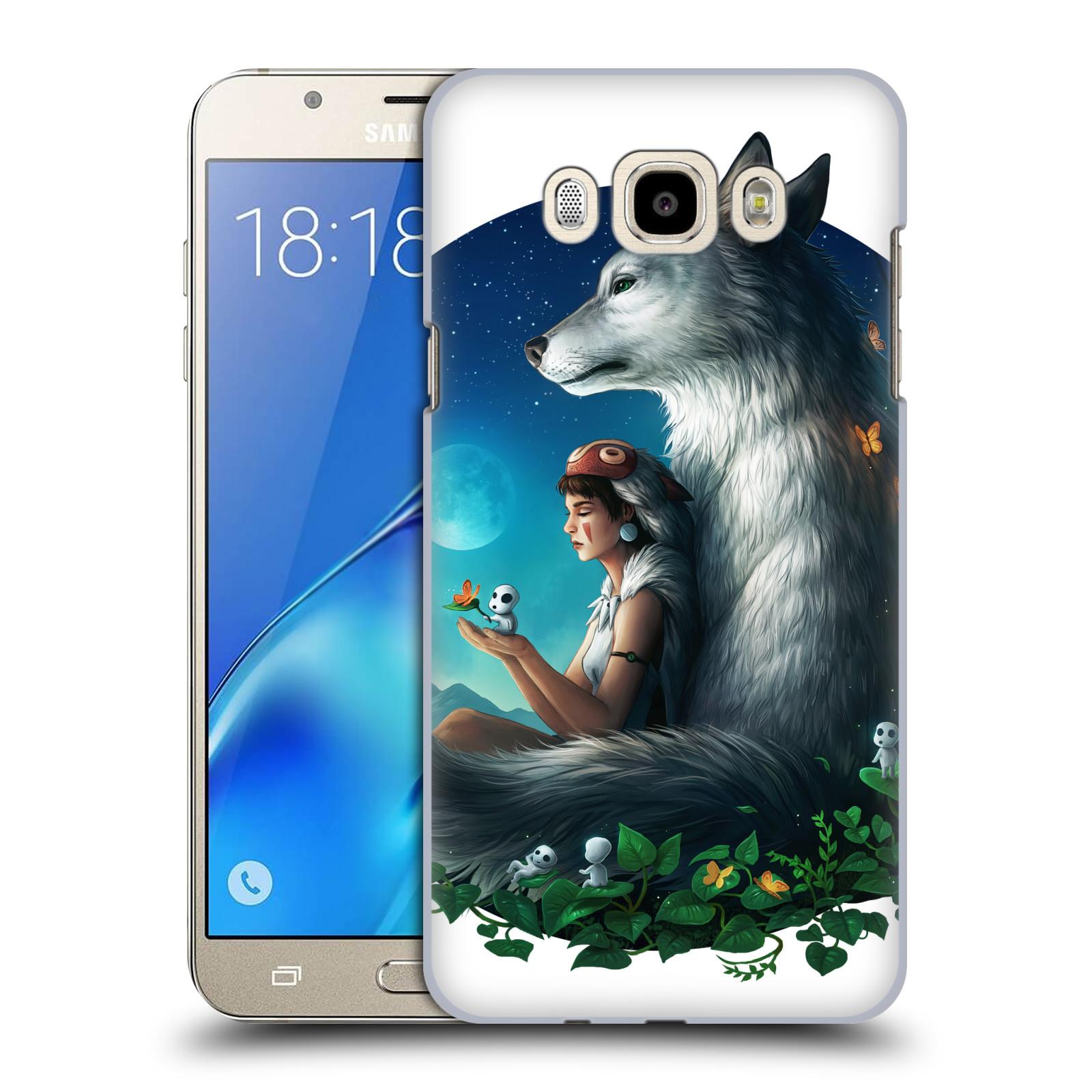 Oficial-Jonas-034-jojoesart-034-jodicke-Vida-Silvestre-2-Funda-Trasera-Para-Telefonos-Samsung-3